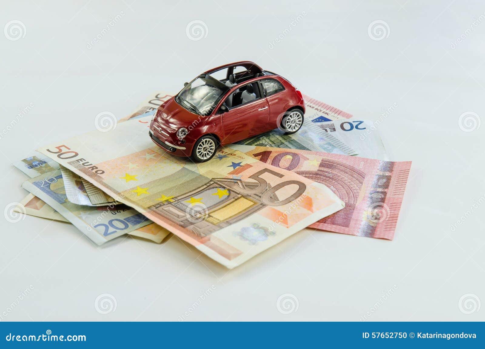 Samochód i pieniądze