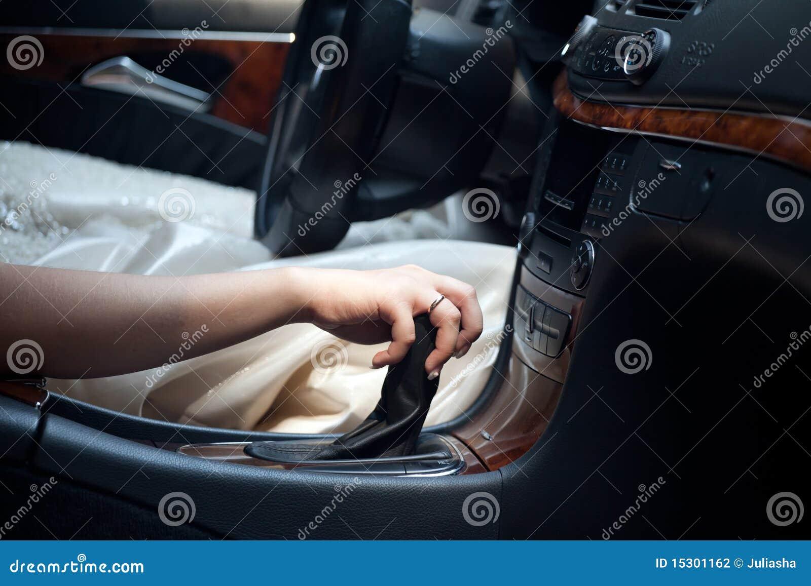 Samochód przejażdżka