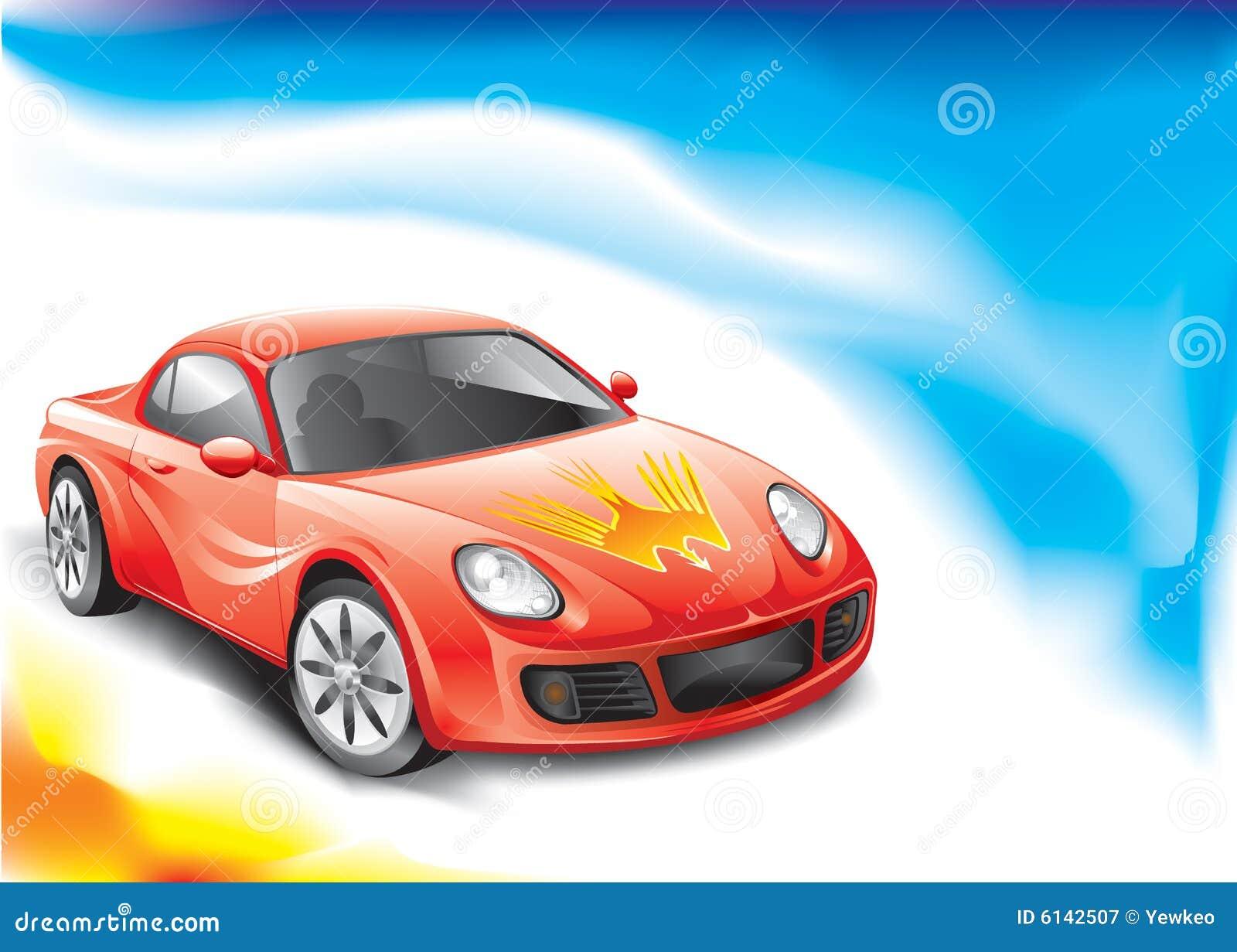 Samochód sportu