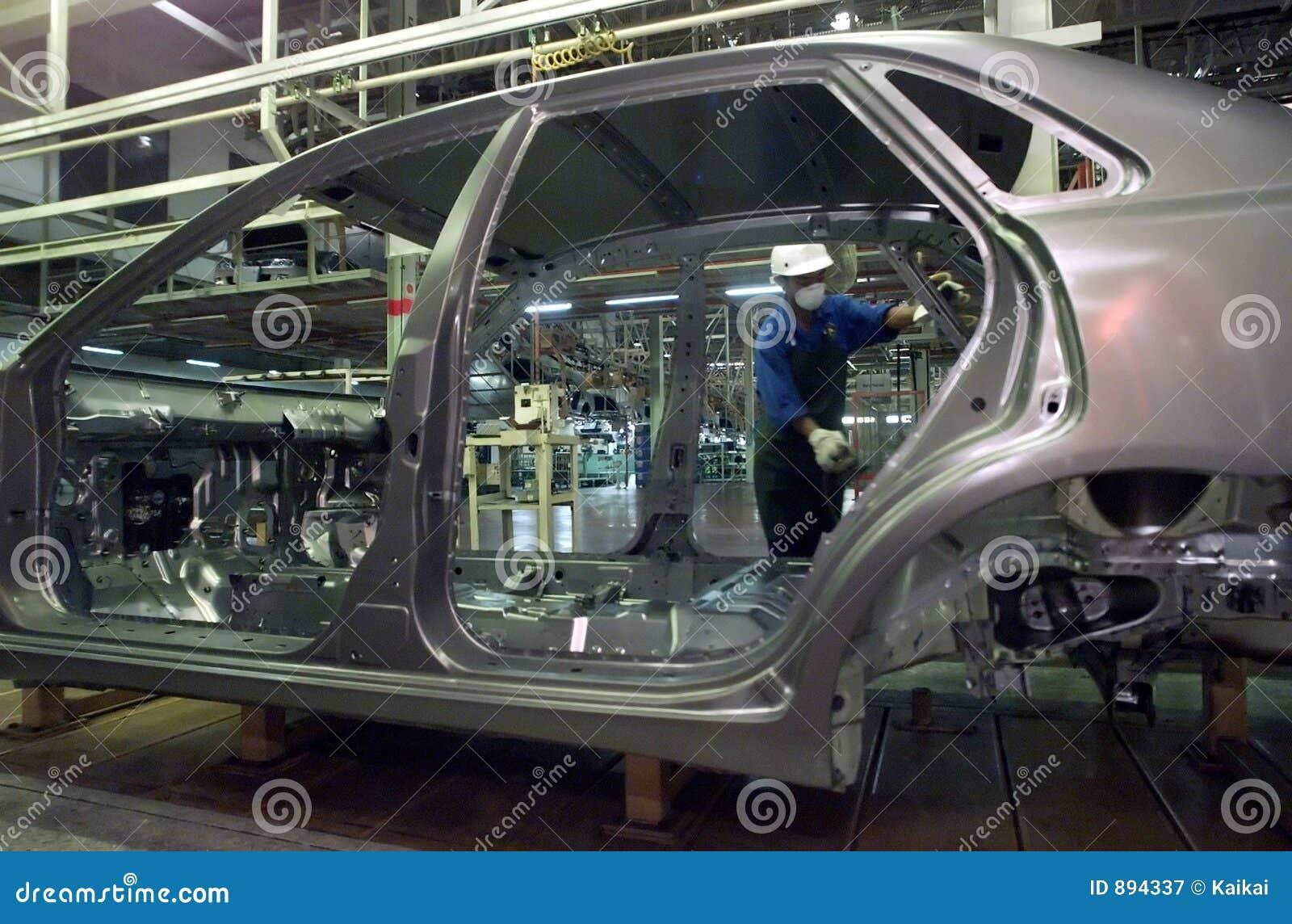 Samochód z protonu