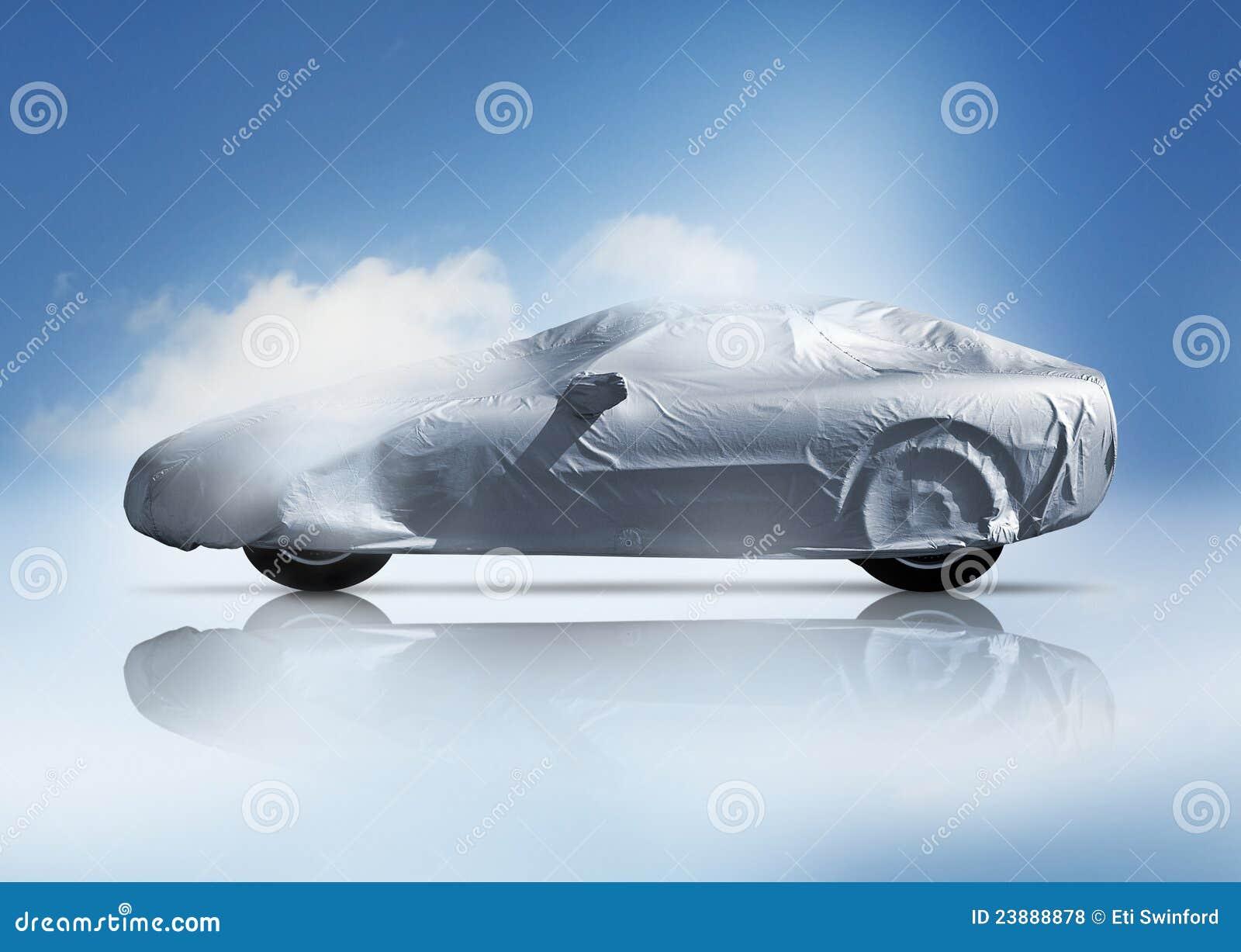 Samochód zakrywający