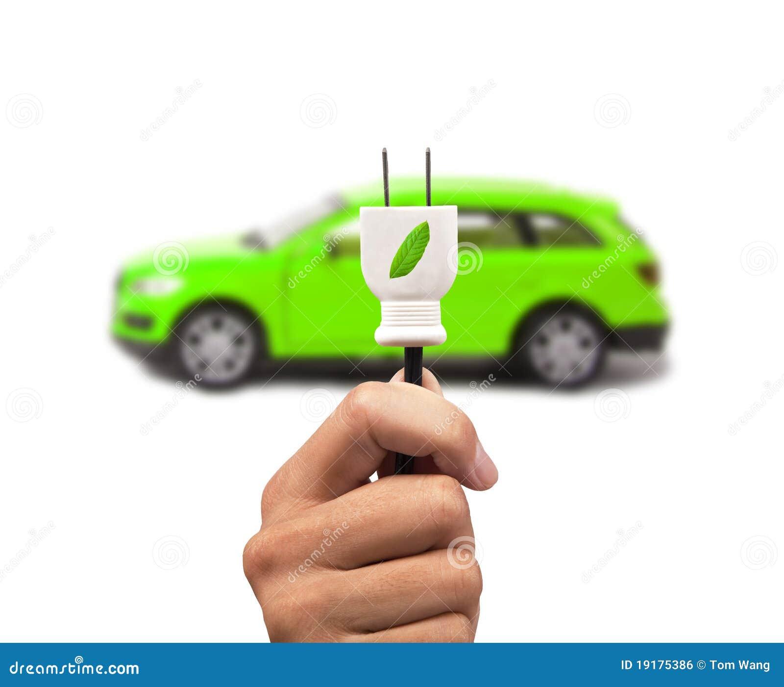 Samochodów eco elektrycznej energii gree