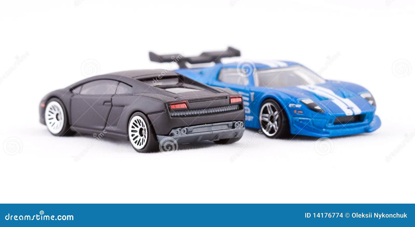 Samochodów sporta zabawka