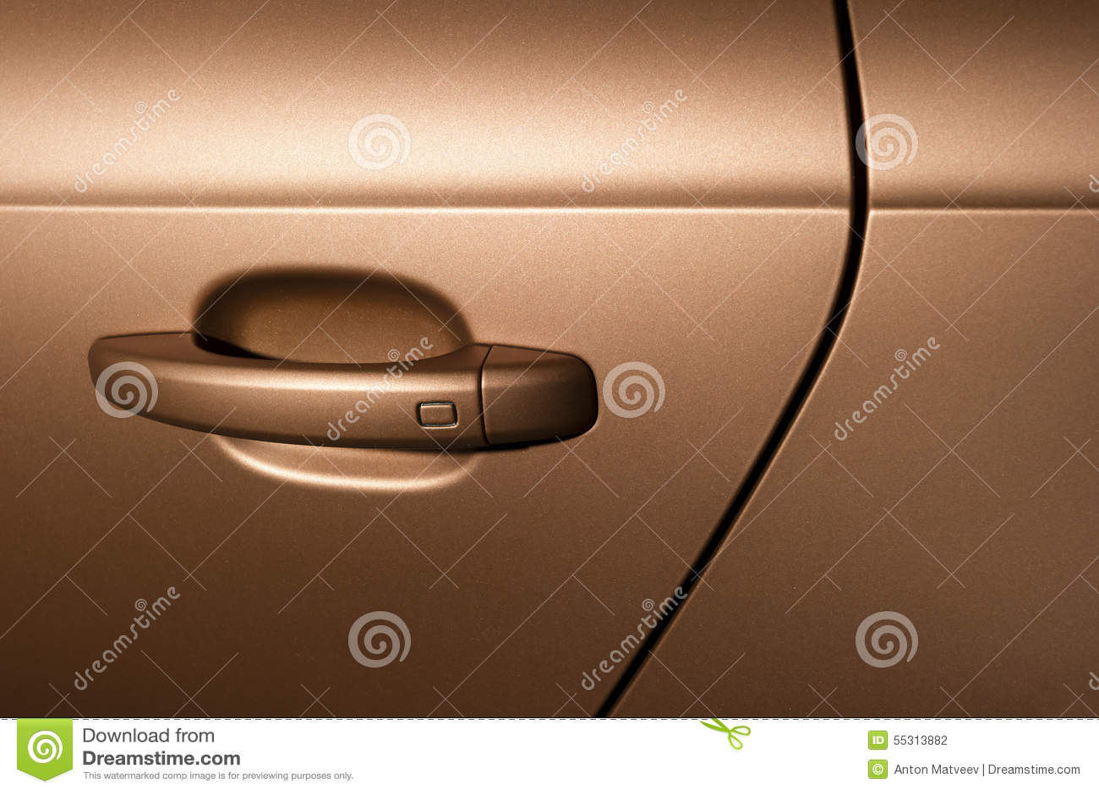 Samochodowa rękojeść