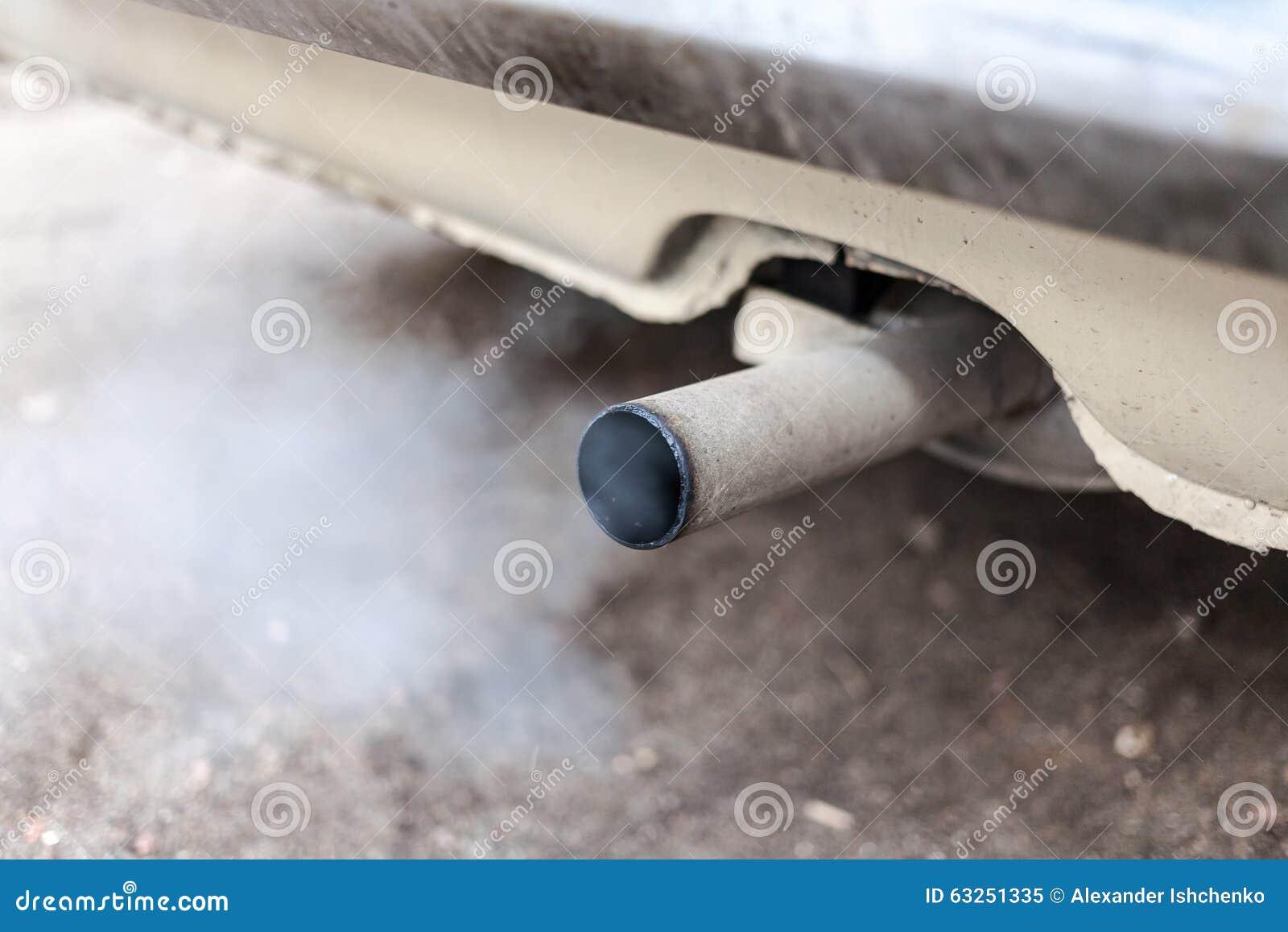 Samochodowa wydmuchowa drymba