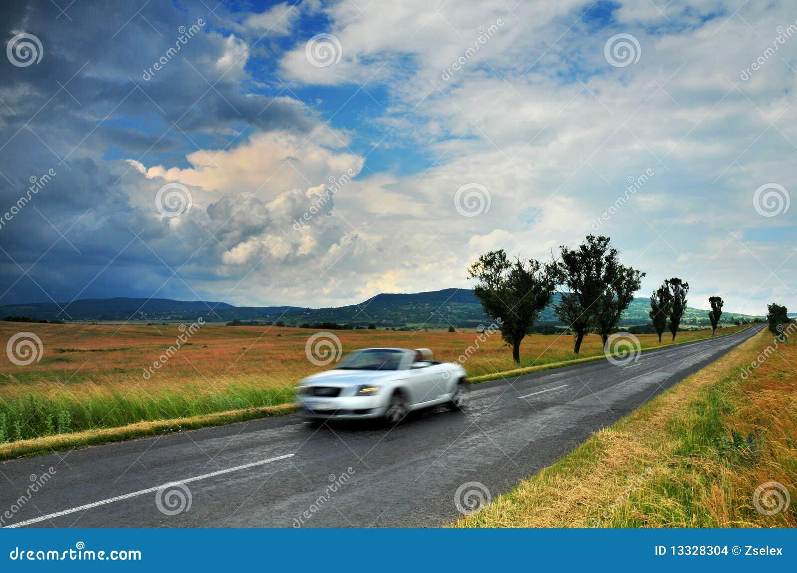 Samochodowy chodzenie