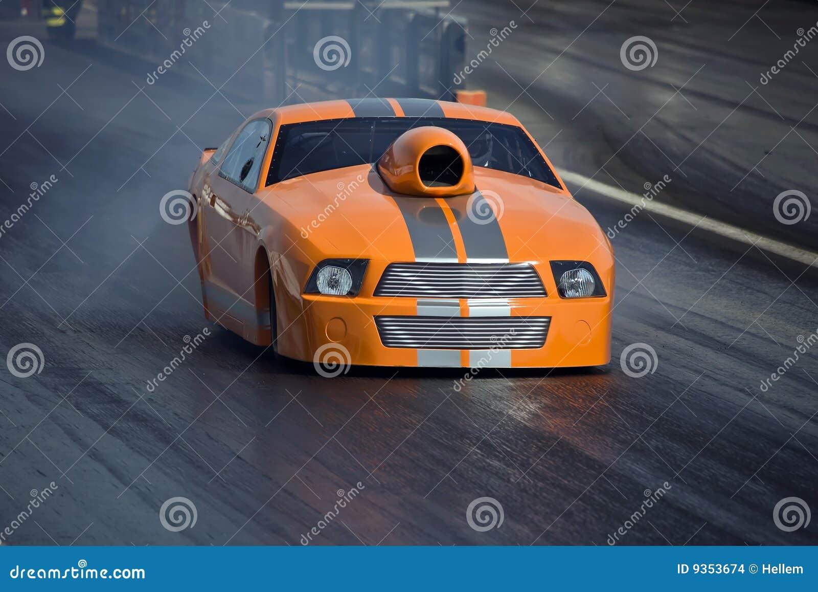 Samochodowy dragster