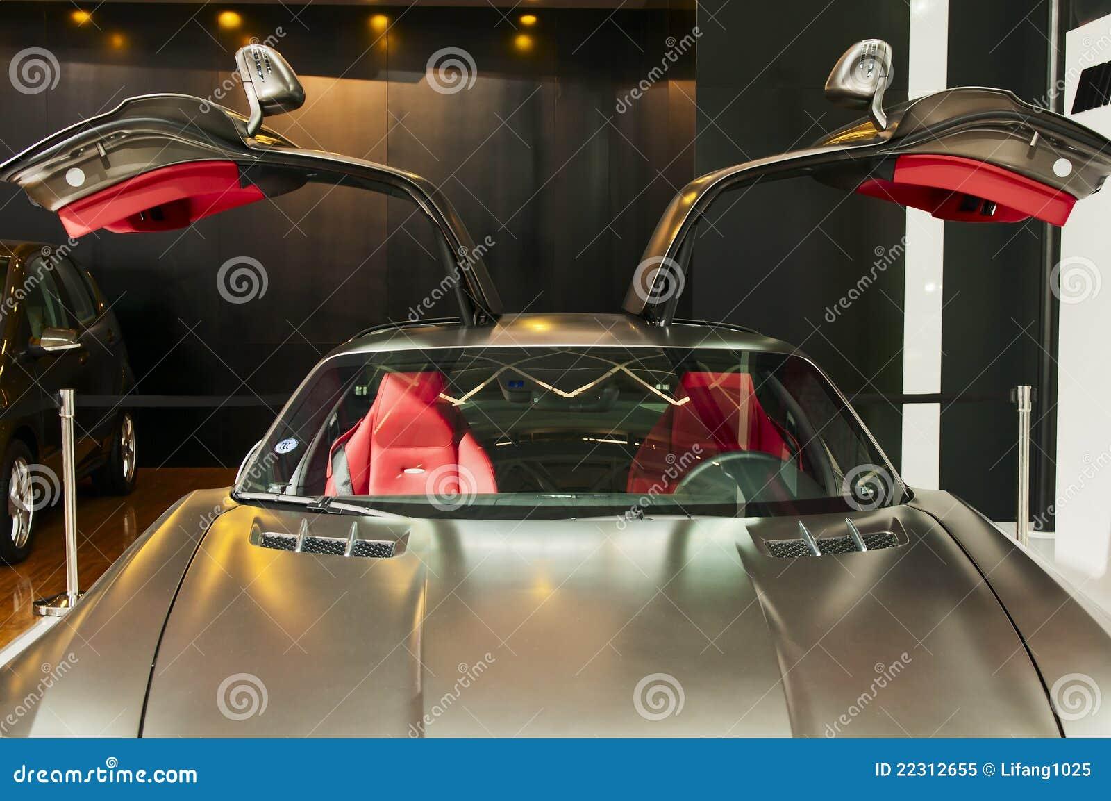 Samochodowy drzwi