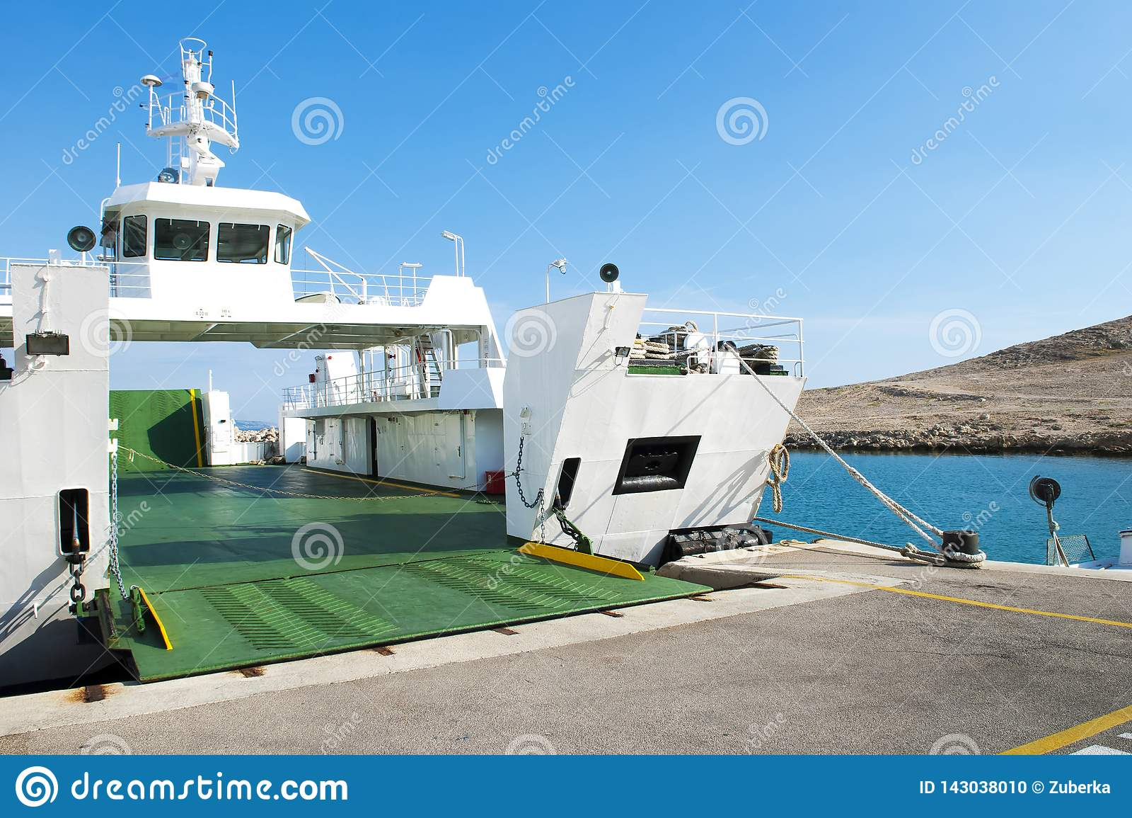 Samochodowy ferryboat