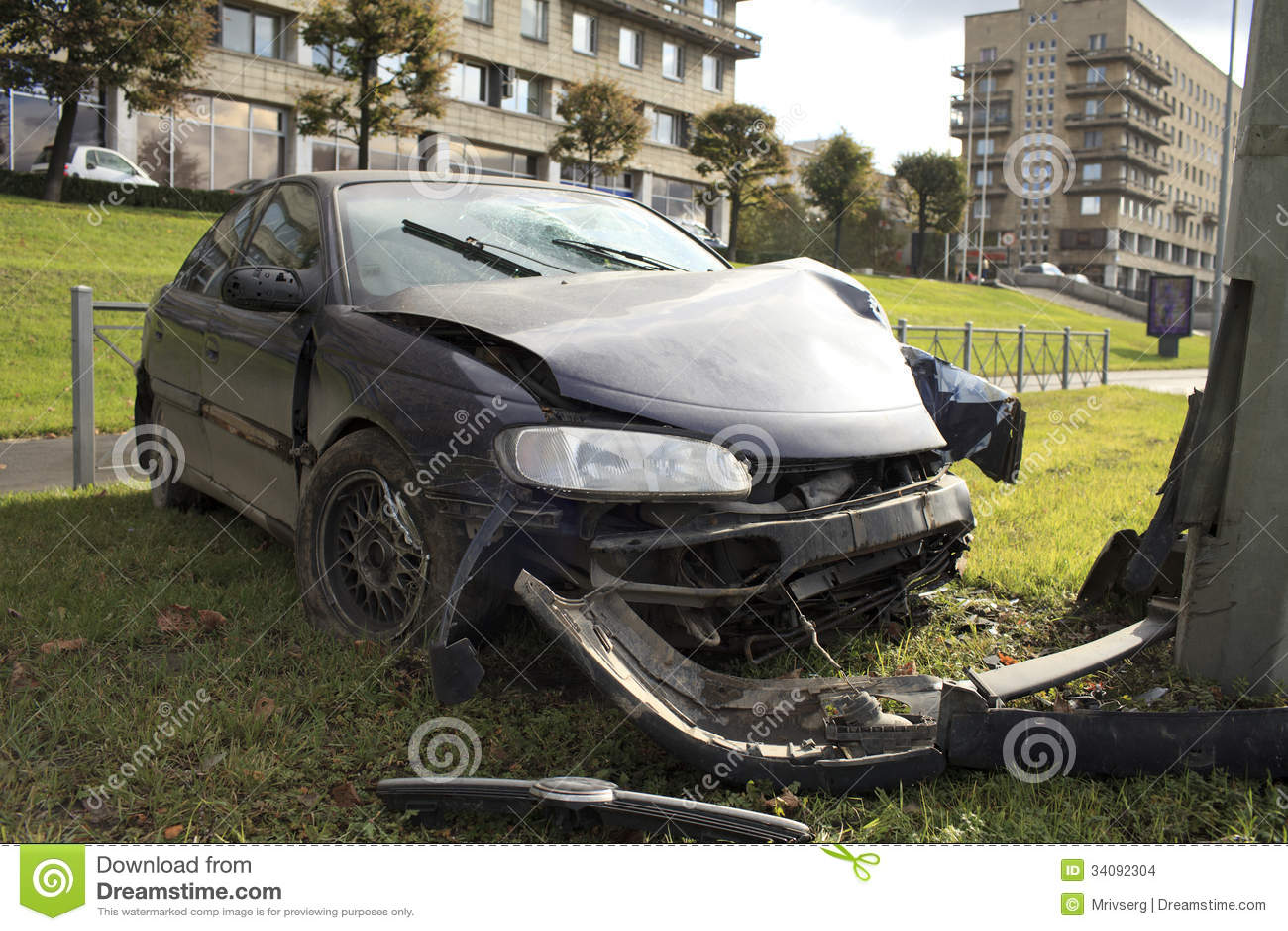 Samochodowy karambol