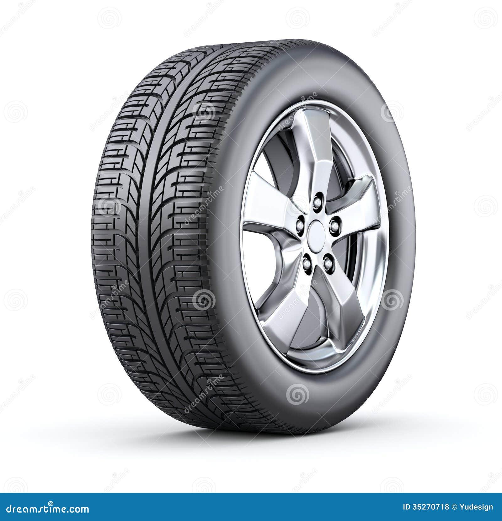 Samochodowy koło