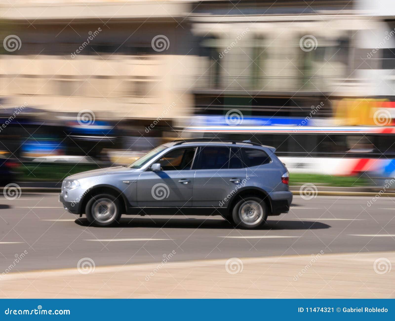 Samochodowy post