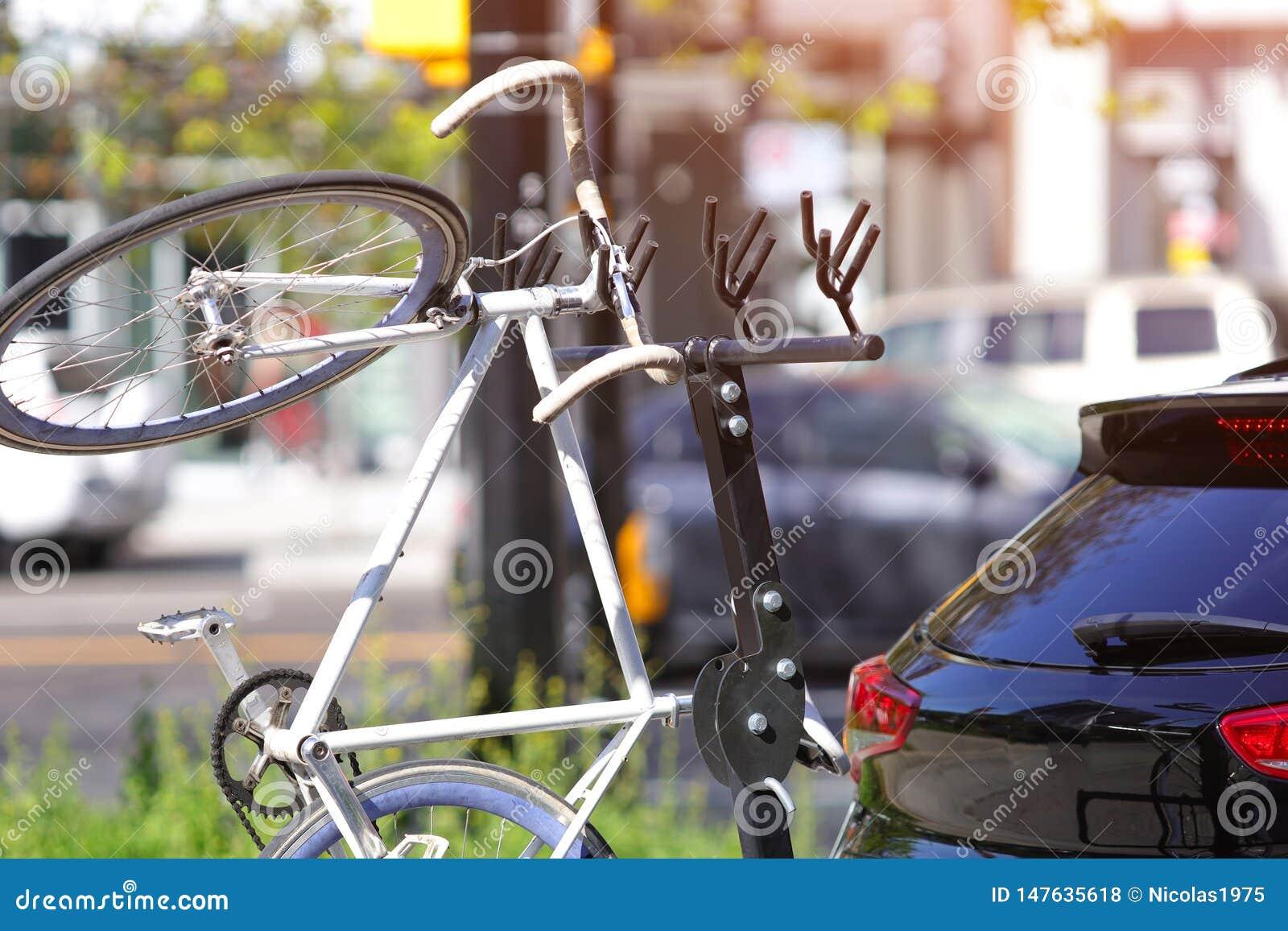 Samochodowy roweru stojak