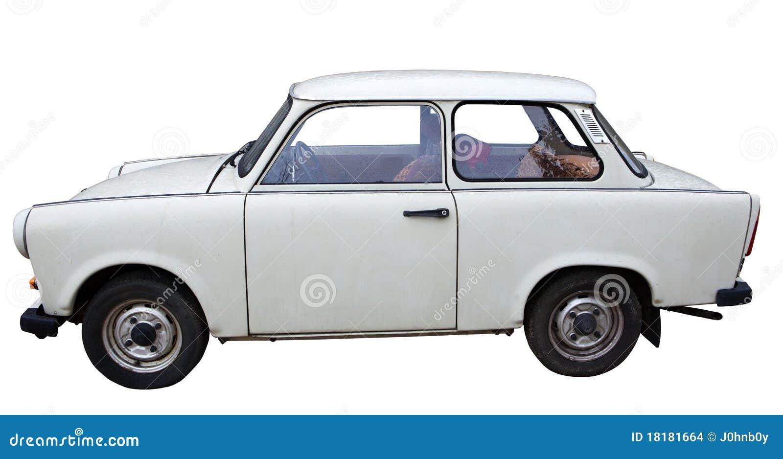 Samochodowy z niemiec wschodnich stary