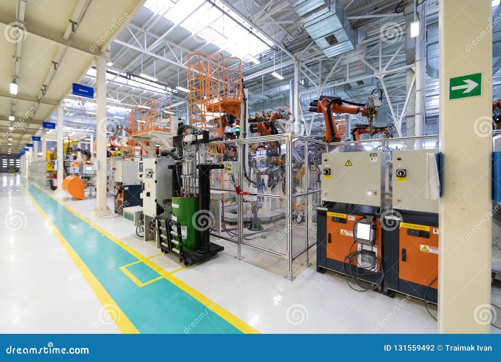 Samochodowy zakład produkcyjny Automobilowy sklep Linia montażowa dla rękodzielniczych samochodów