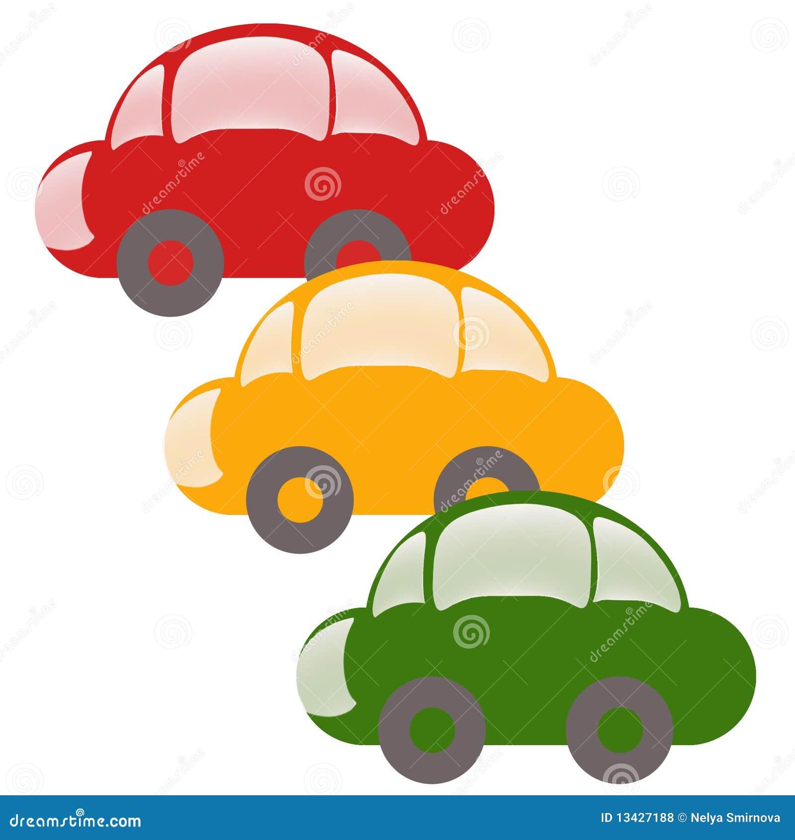 Samochodu colour