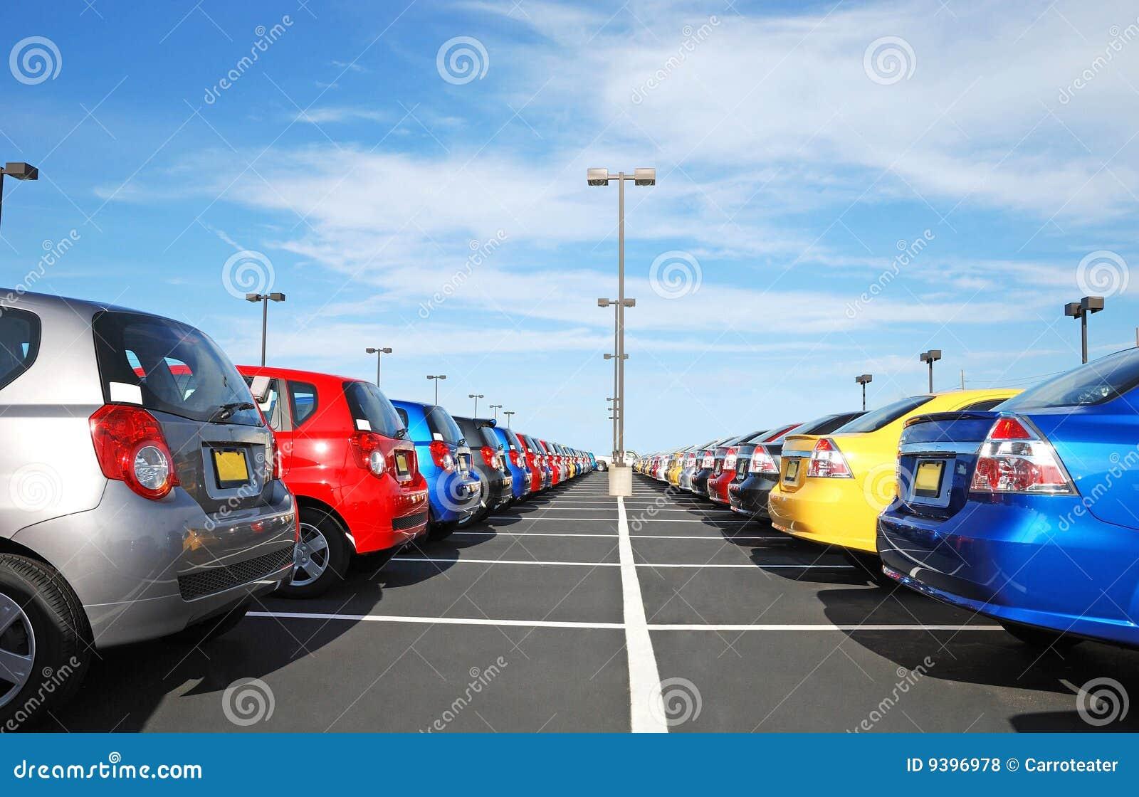 Samochodu przedstawicielstwo handlowe