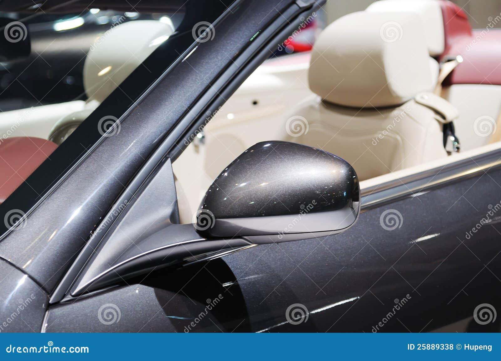Samochodu Skrzydła Lustro