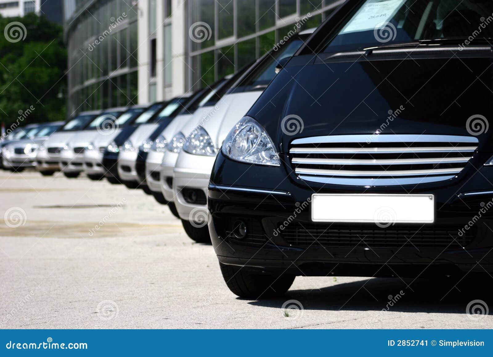 Samochody.