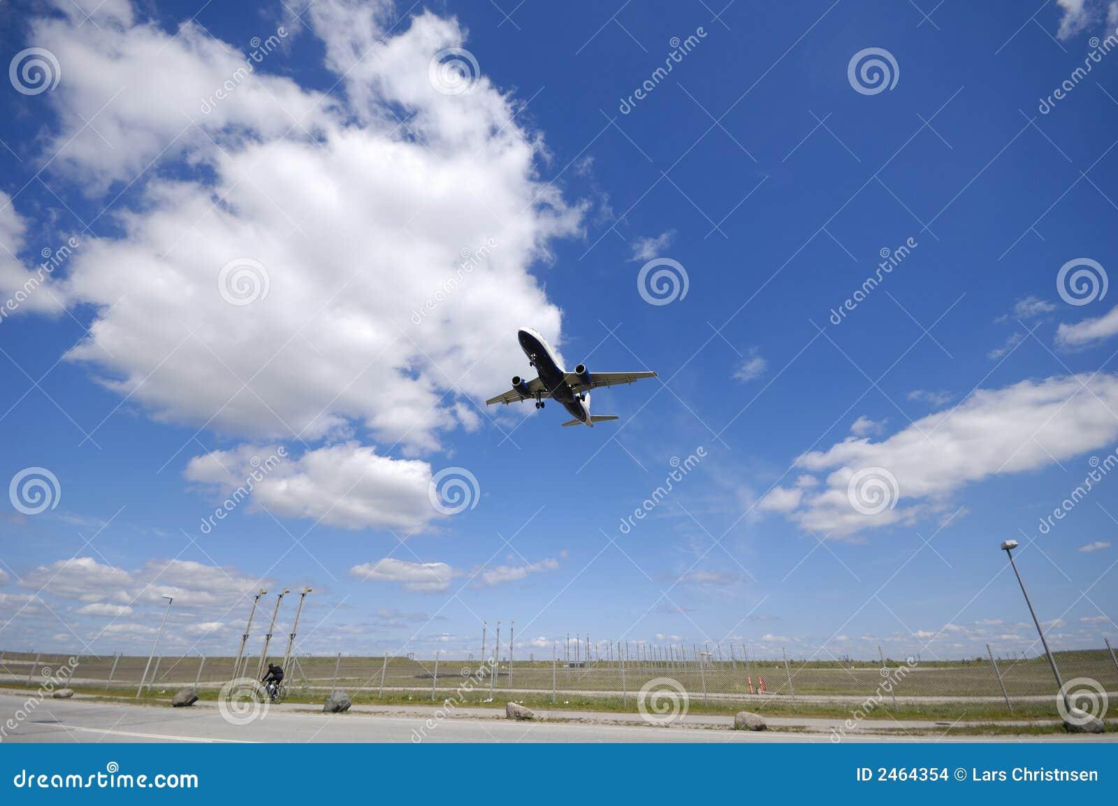 Samolot do portów lotniczych