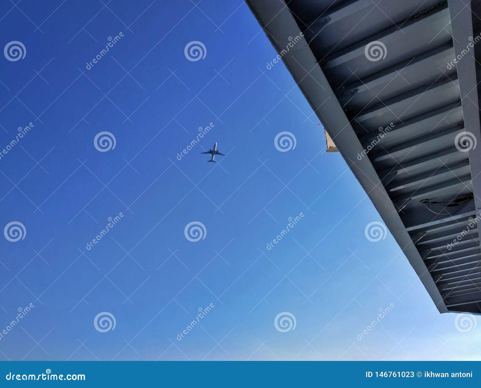 Samolot właśnie był gotowy lądować