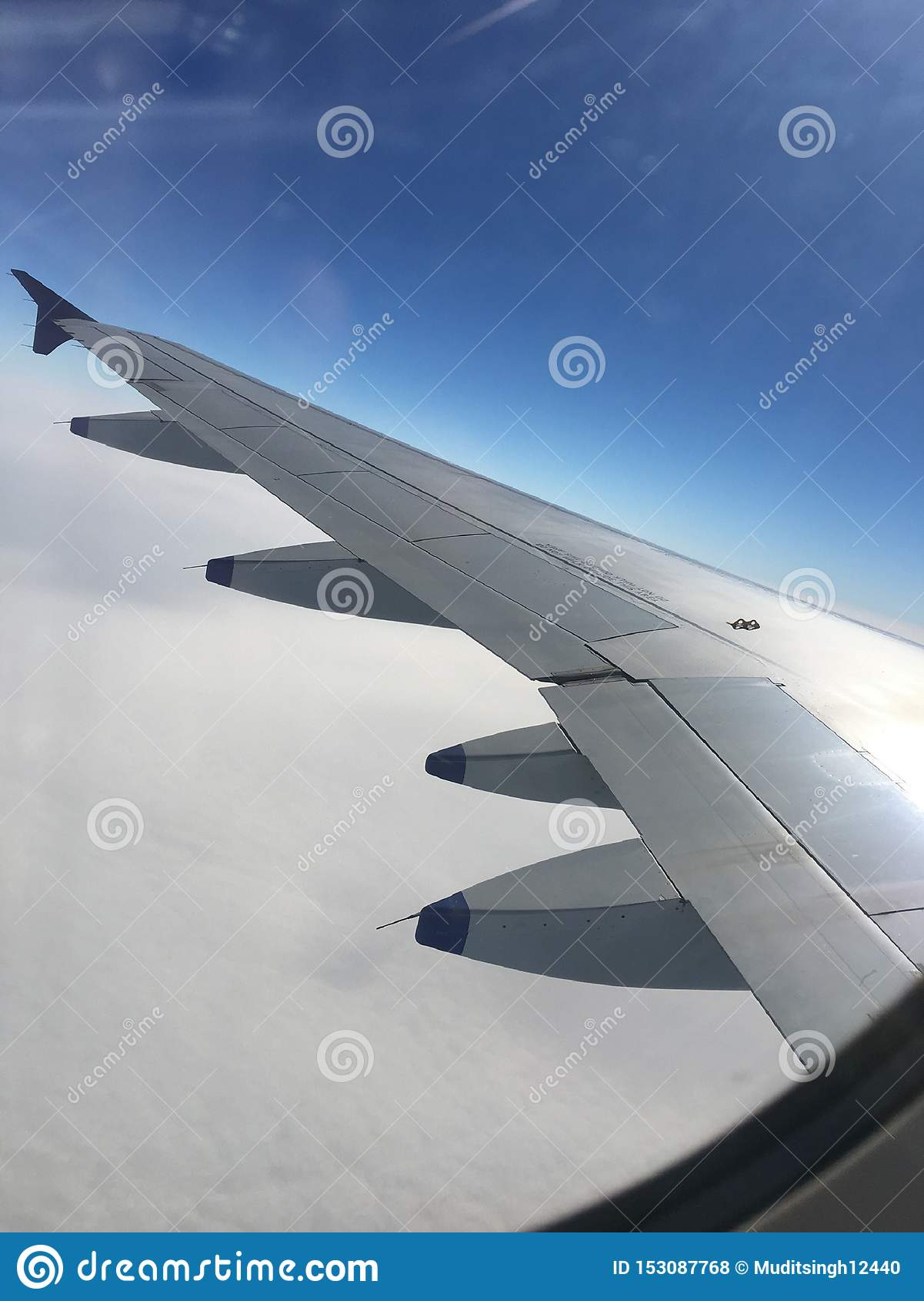 Samolotowy okno strza?