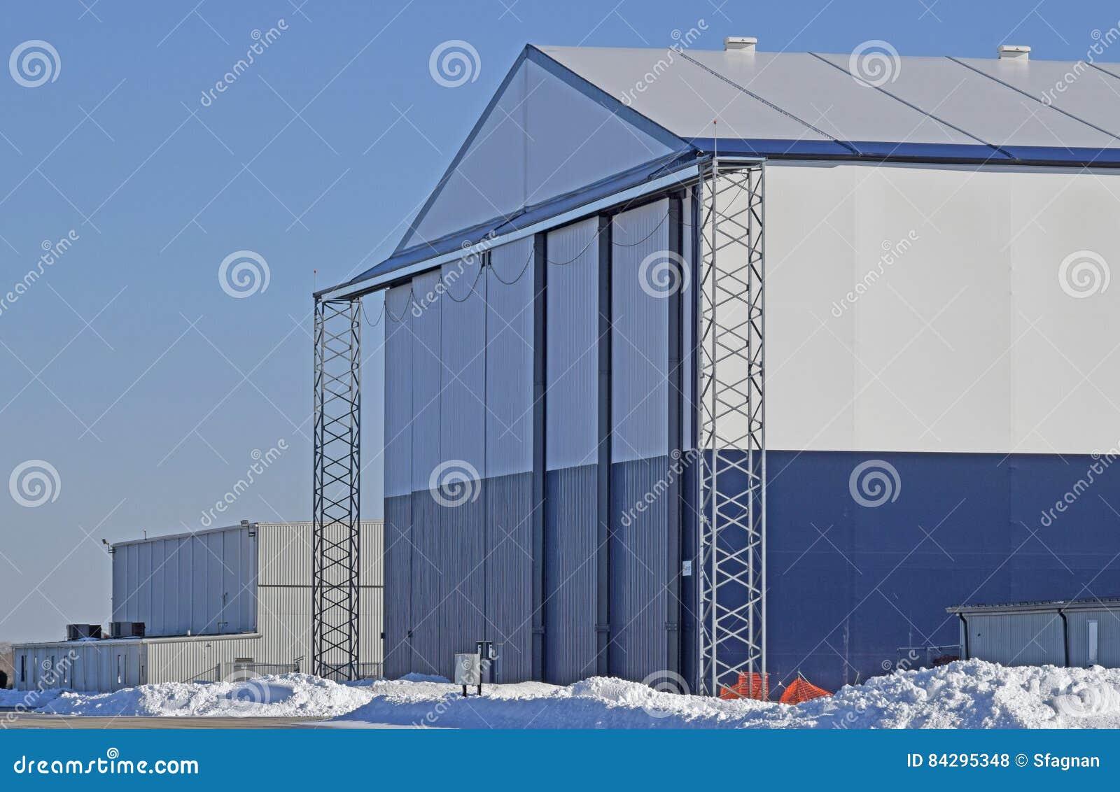 Samolotu hangar