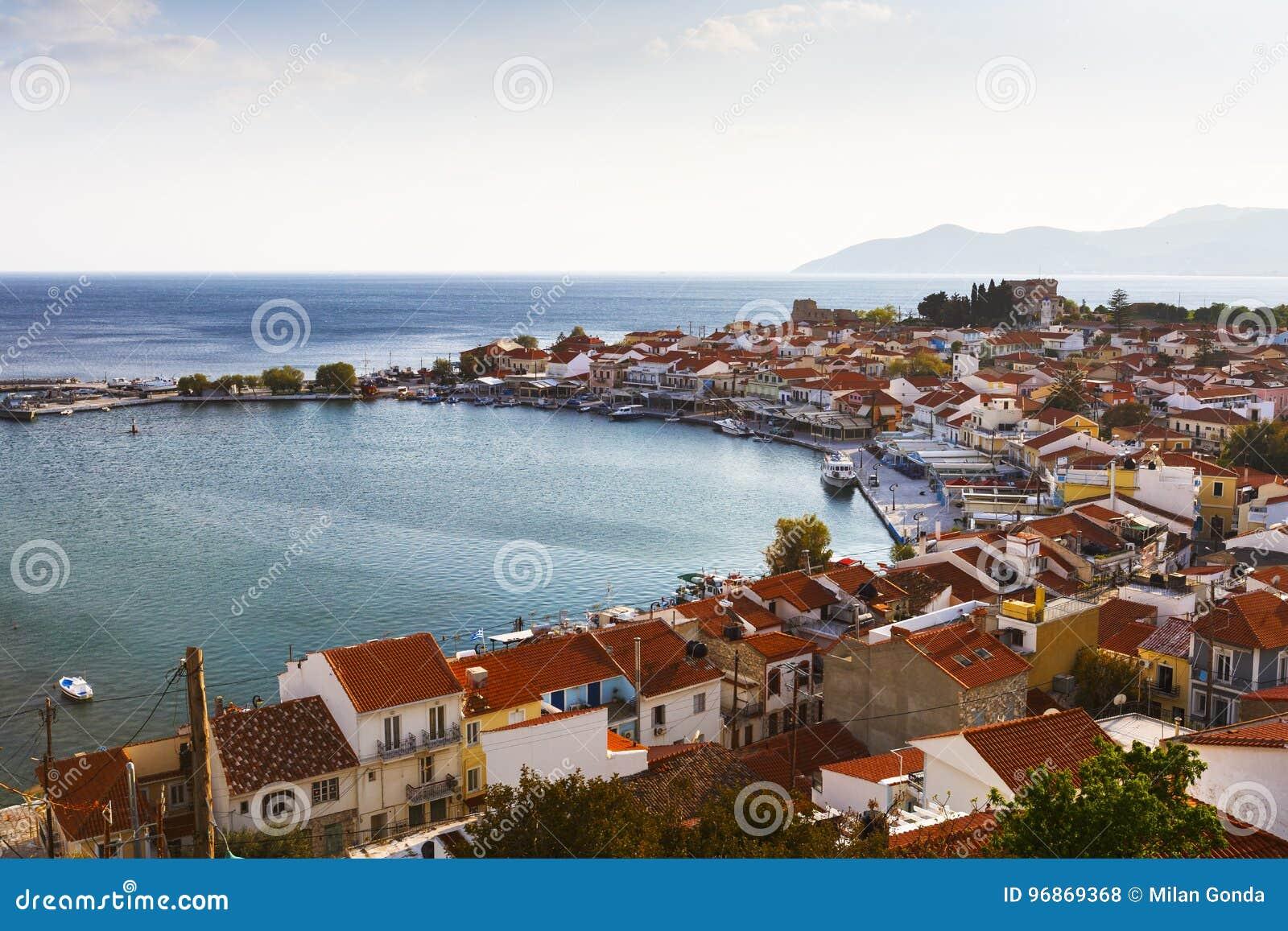 Samos-Insel