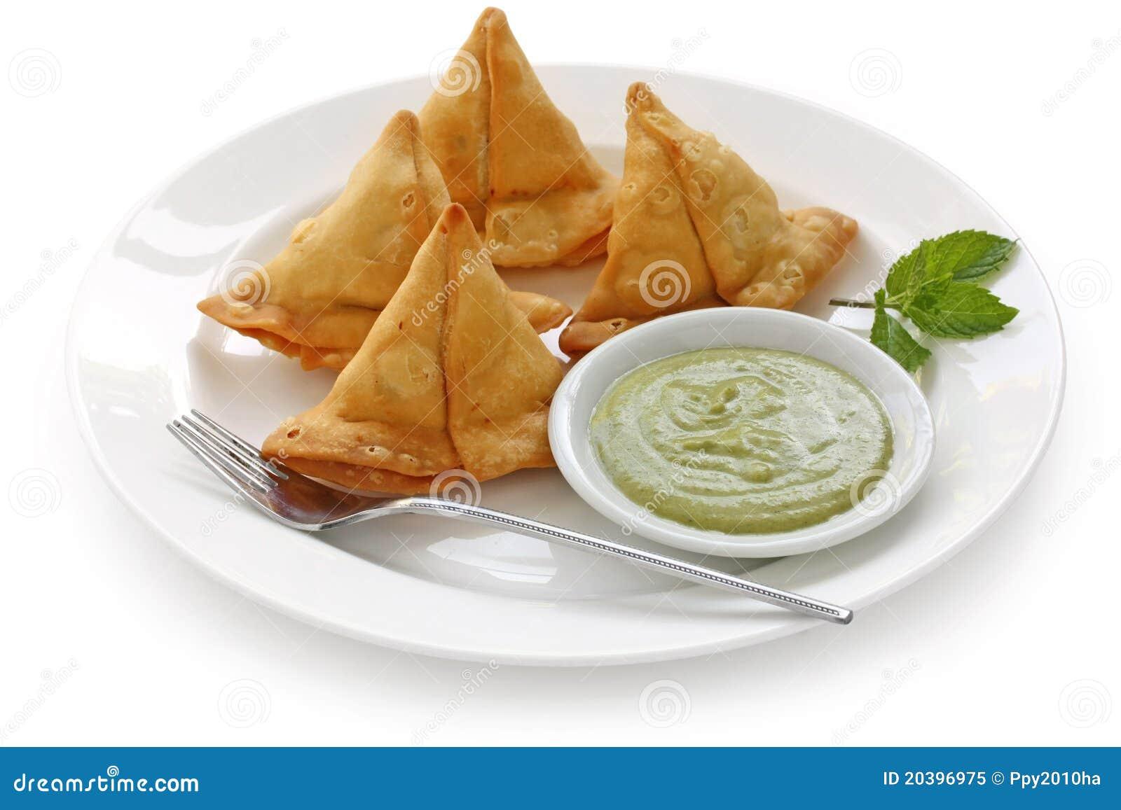 Mint Sauce Indian Food