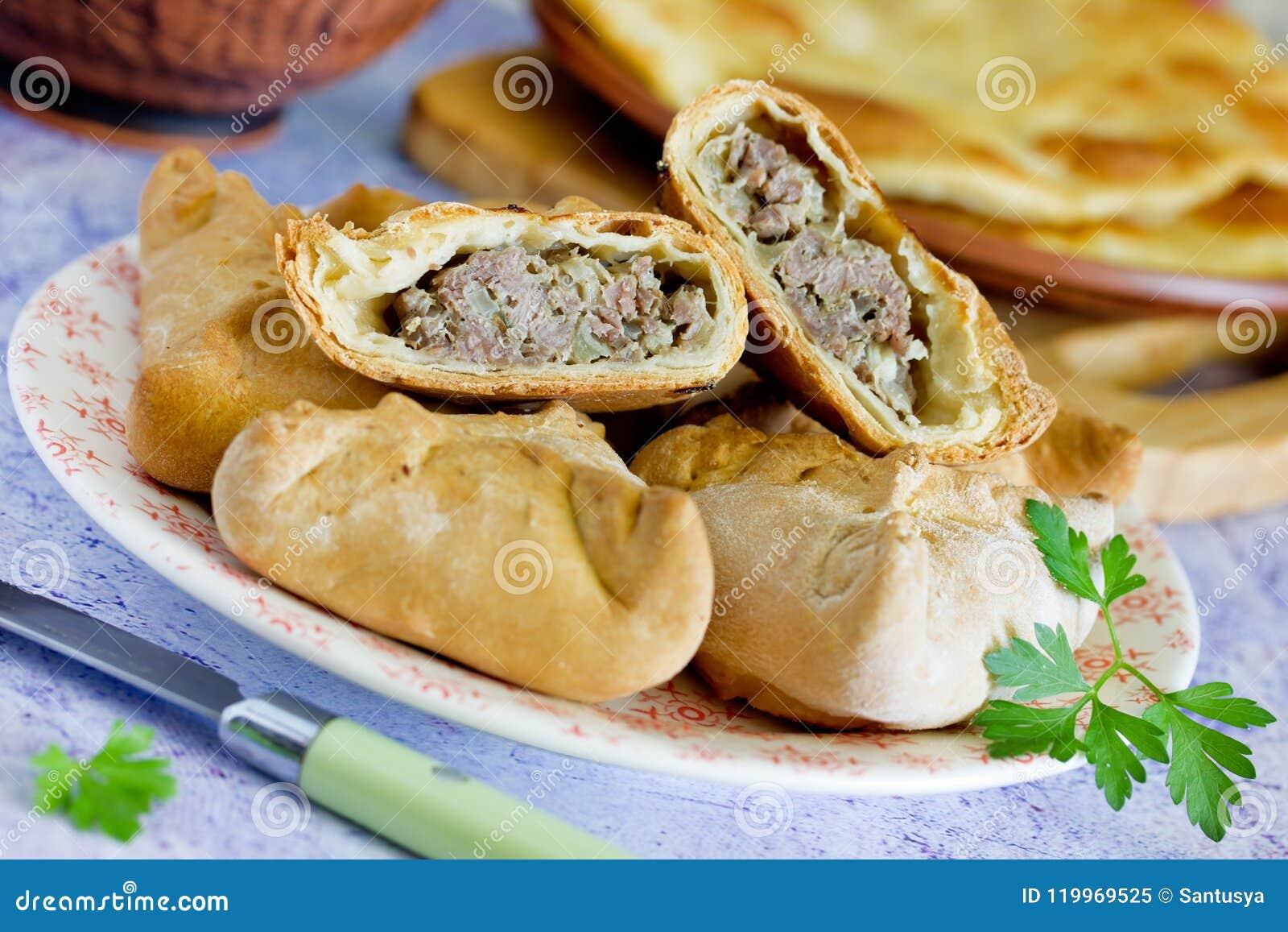 Samosa Samosa Samosas Sambusa Somsa Stockbild Bild Von Eingeburgert Brot 119969525