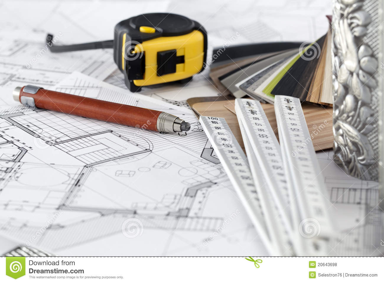 Fine Architectural Drawing Materials A Intended Decorating Ideas