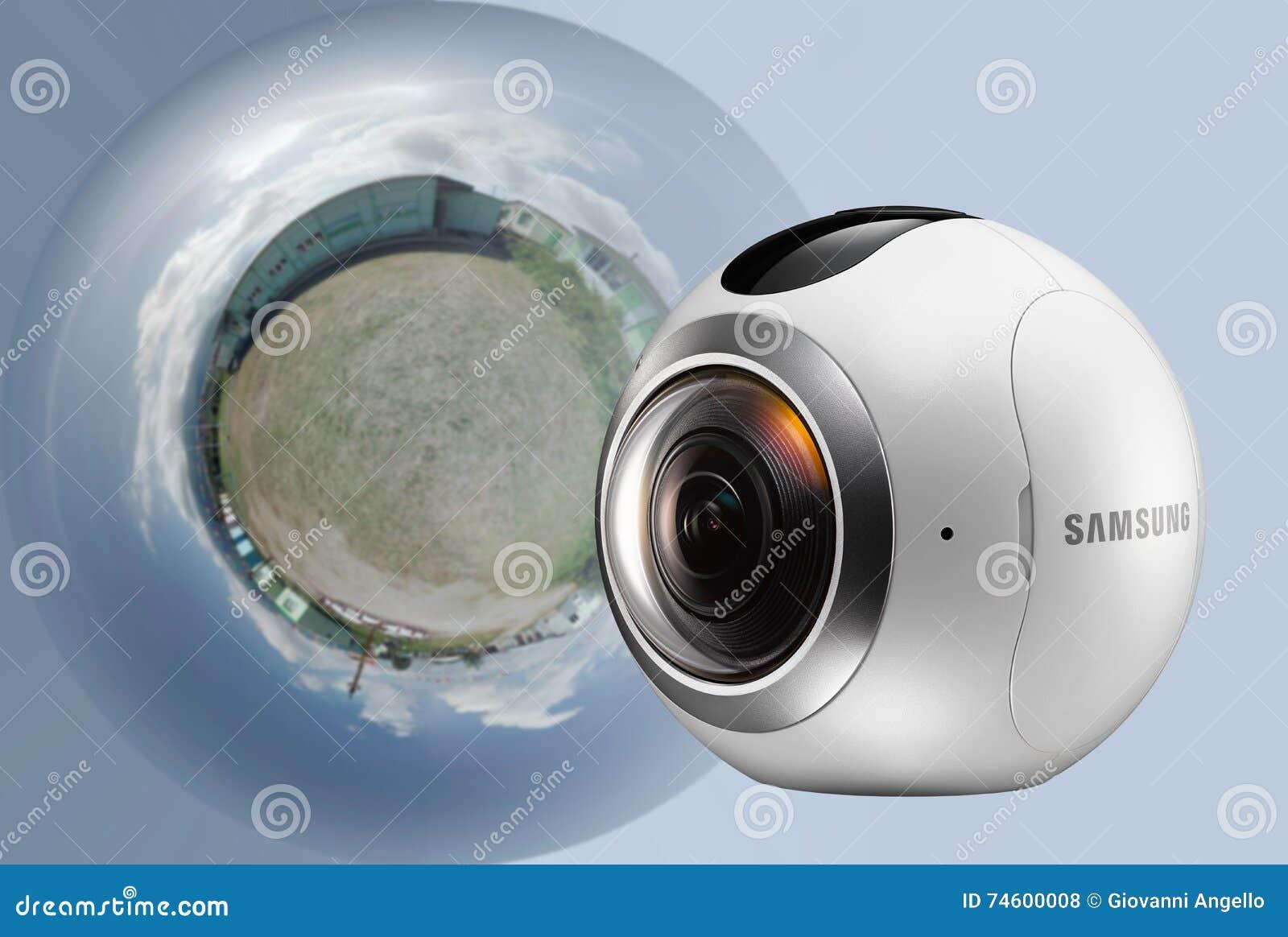 Samsung appareil-photo de 360 degrés