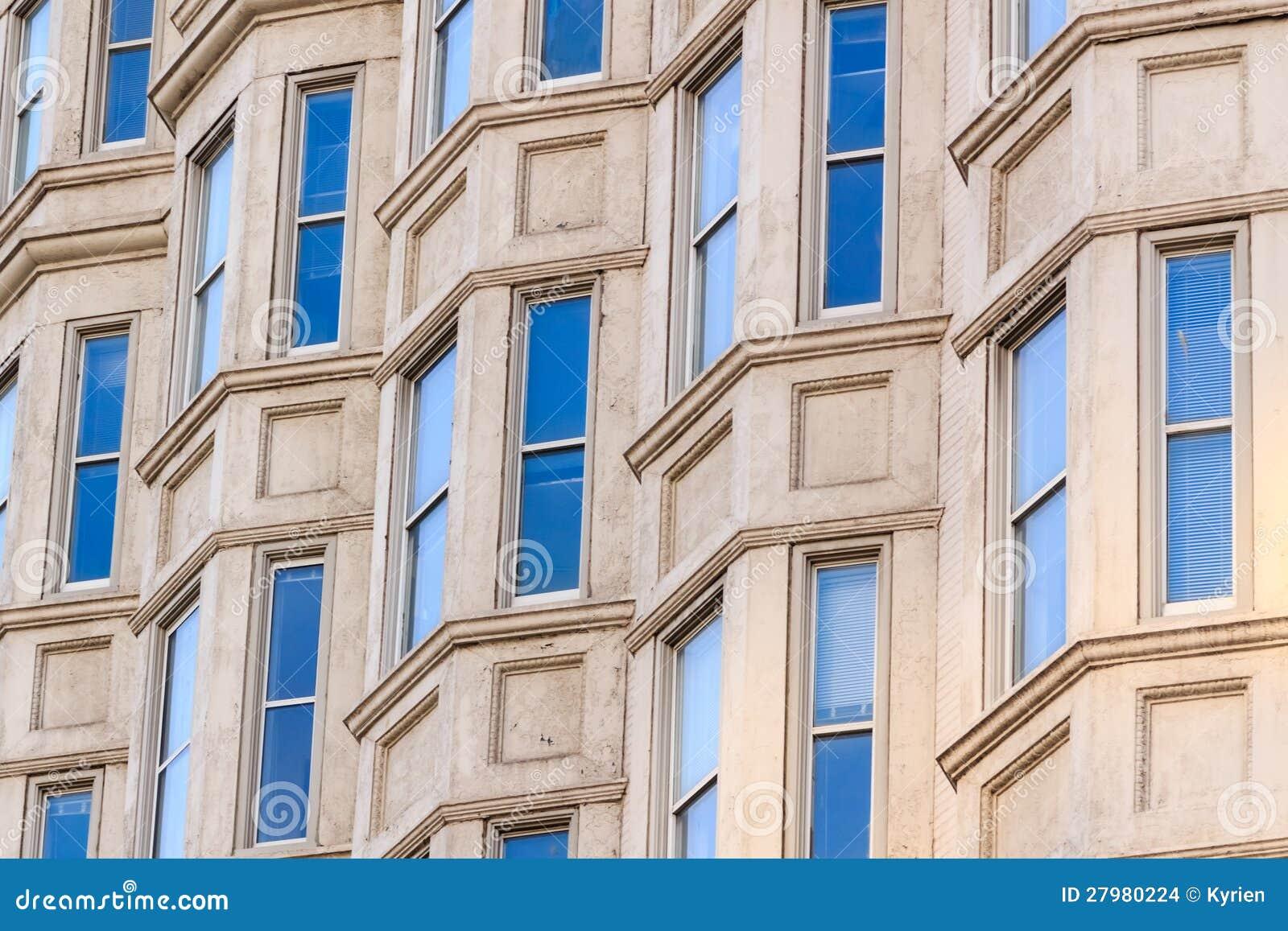 Samtida facade