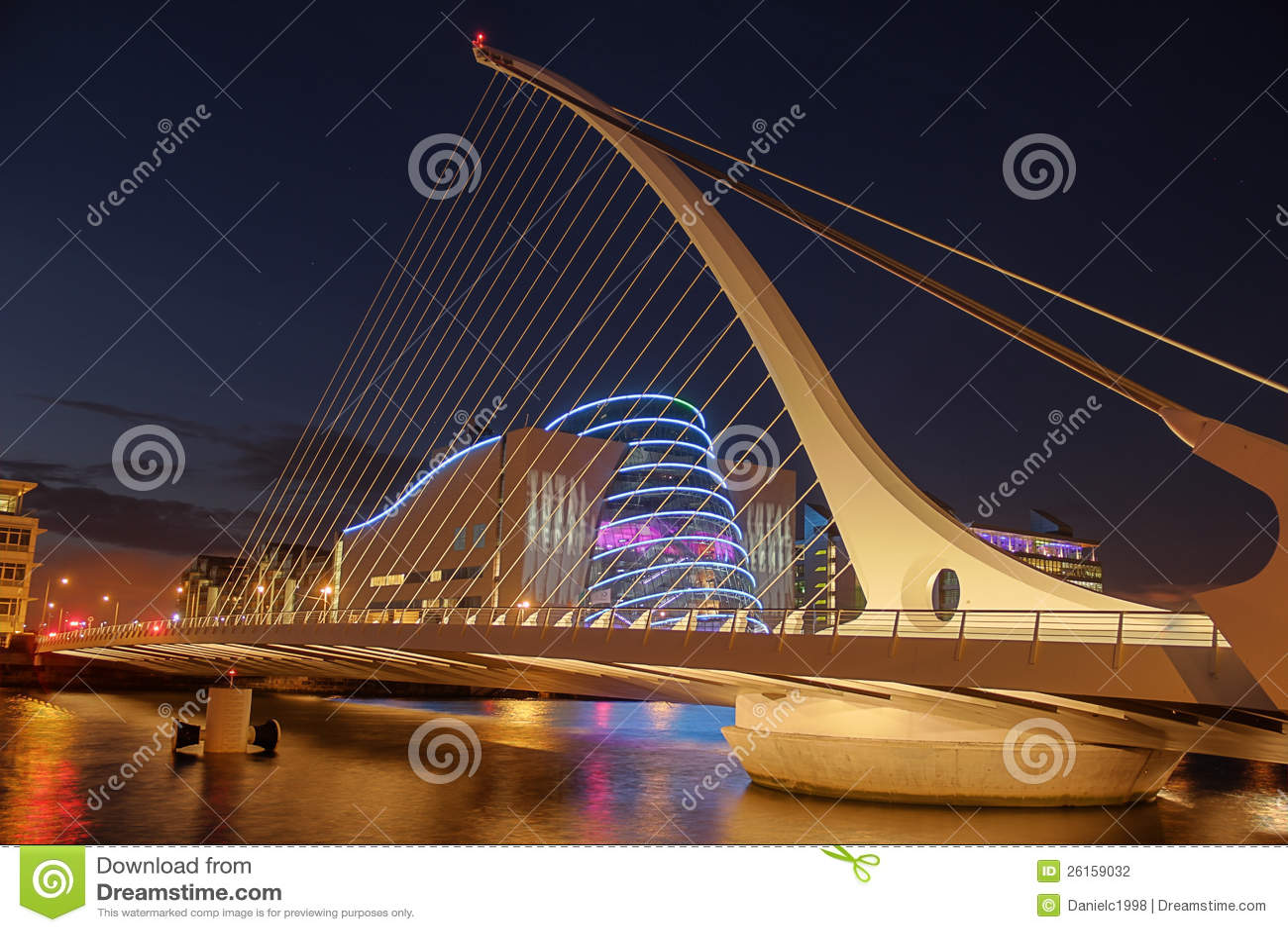 Samuel- Beckettbrücke