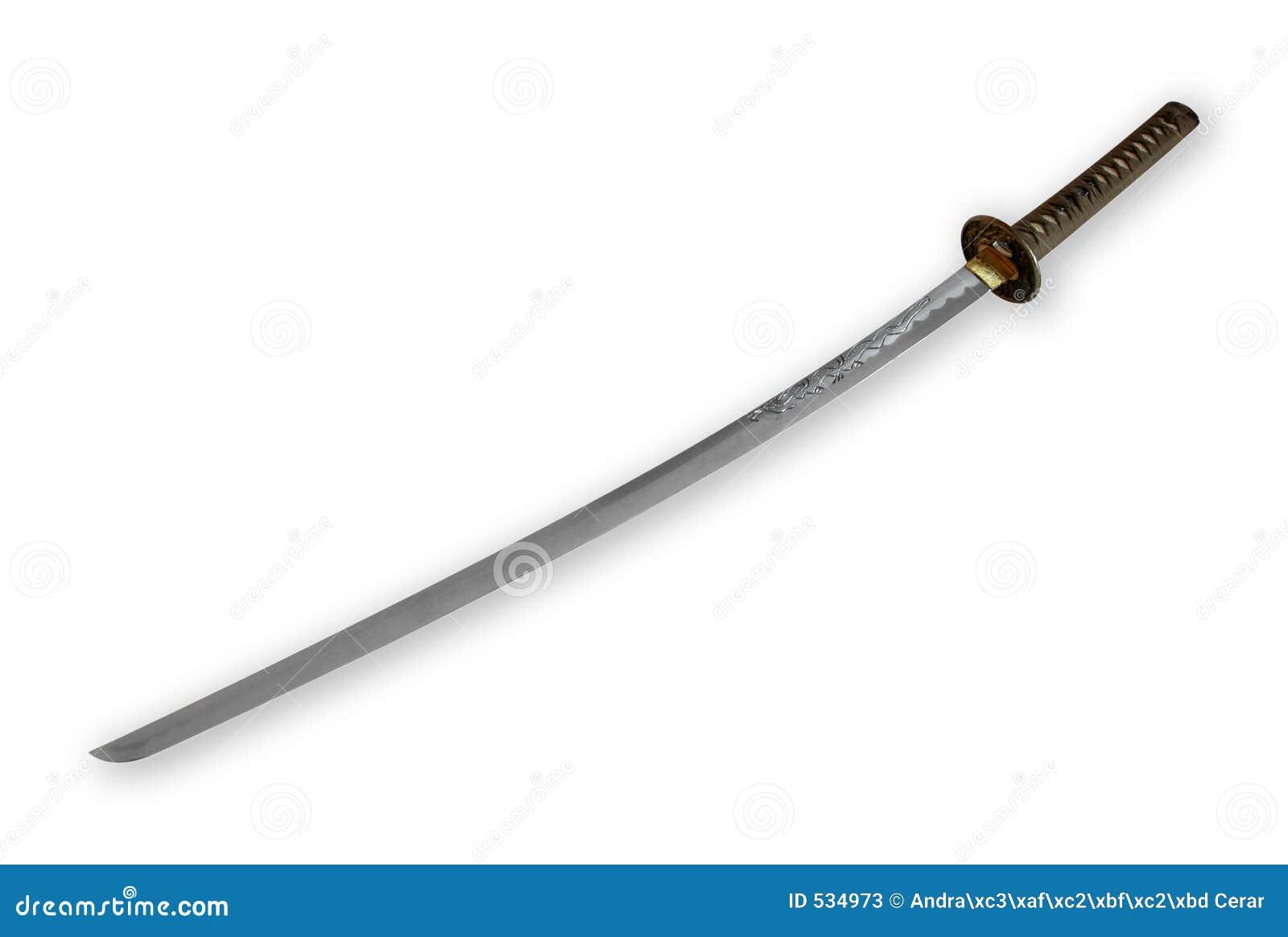 Samurai Sword Katana Stock Image Image Of China Friend