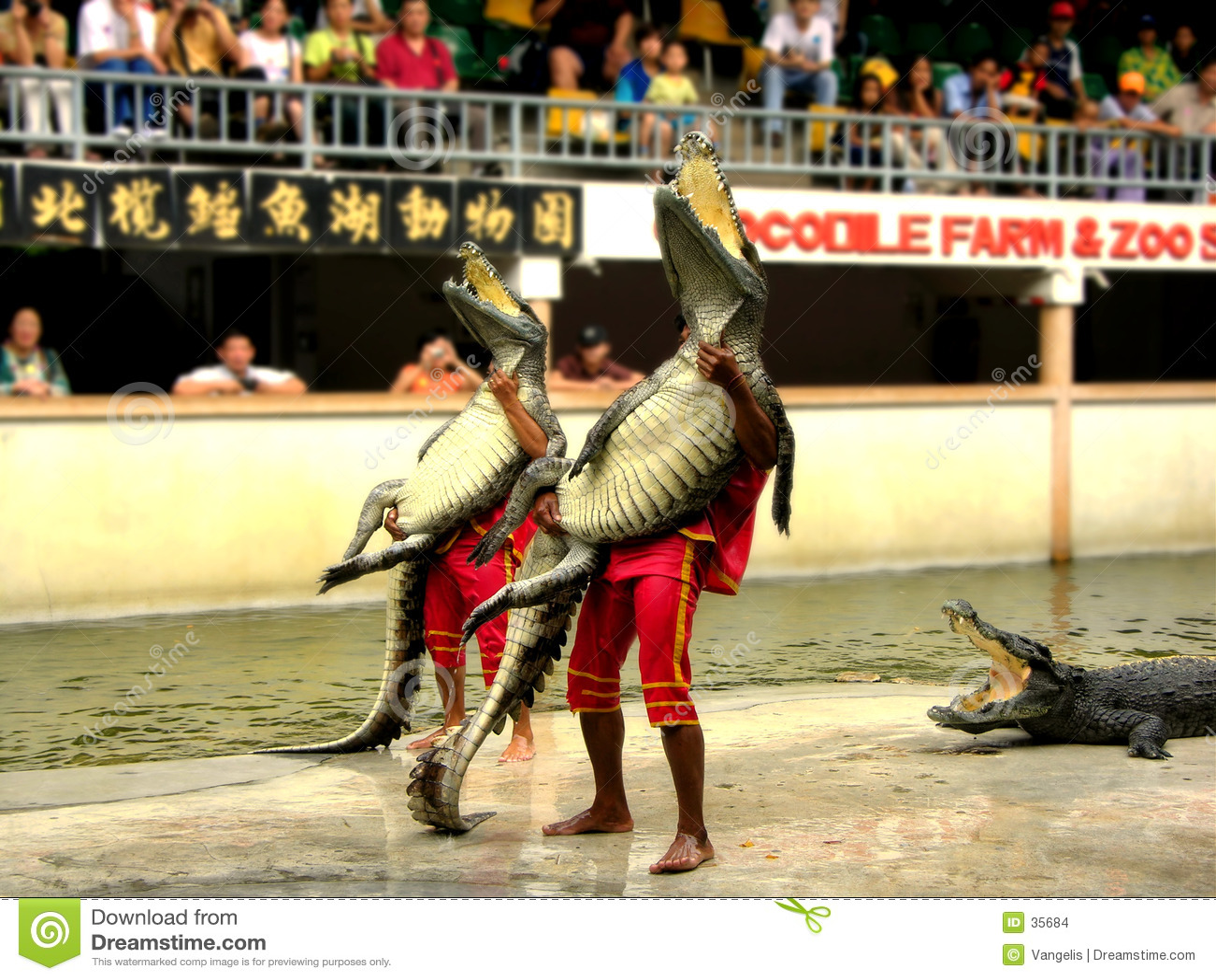 Samutprakan Crocodile Farm and Zoo 7