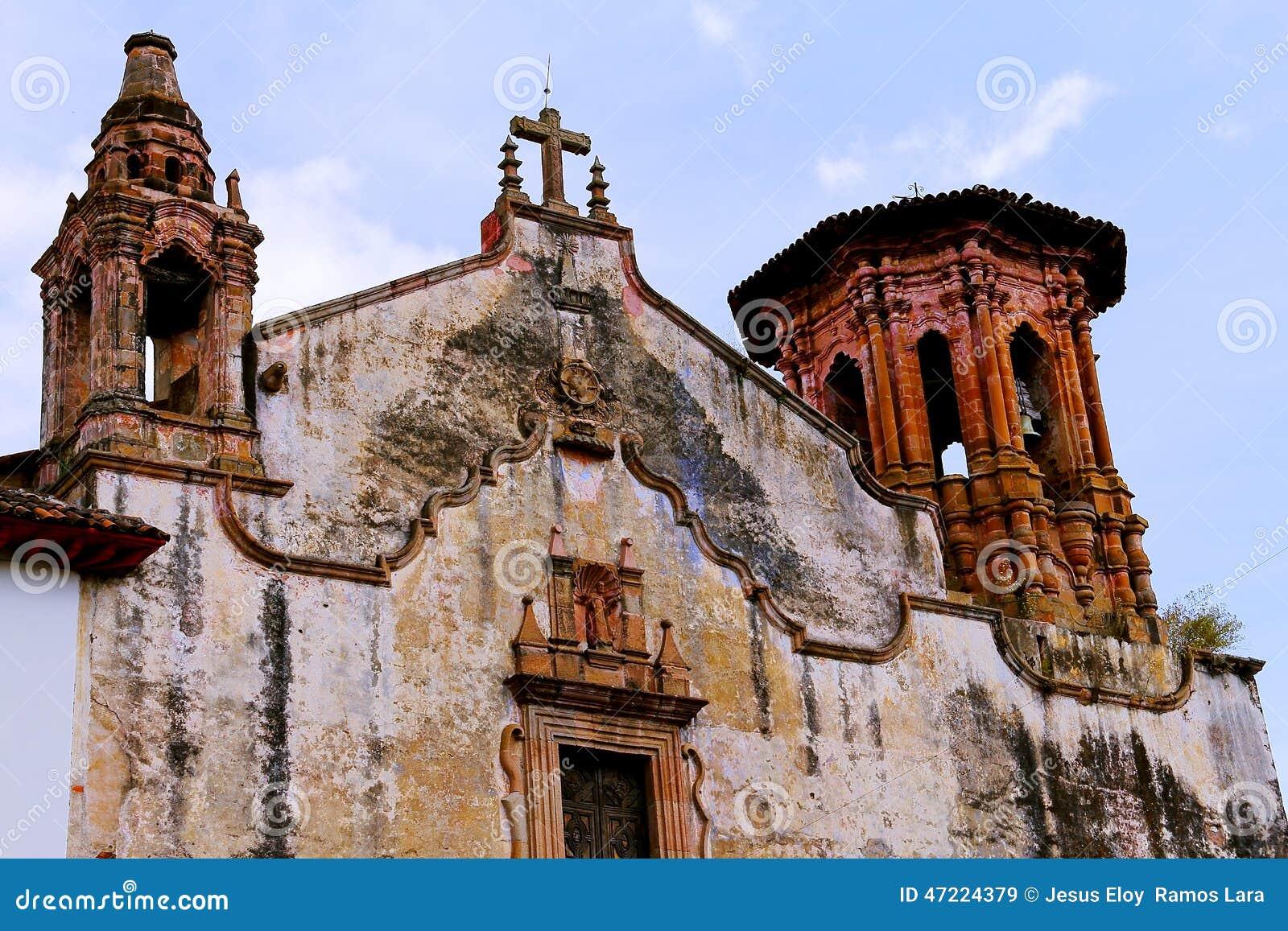 San agustin klasztor w patzcuaro II