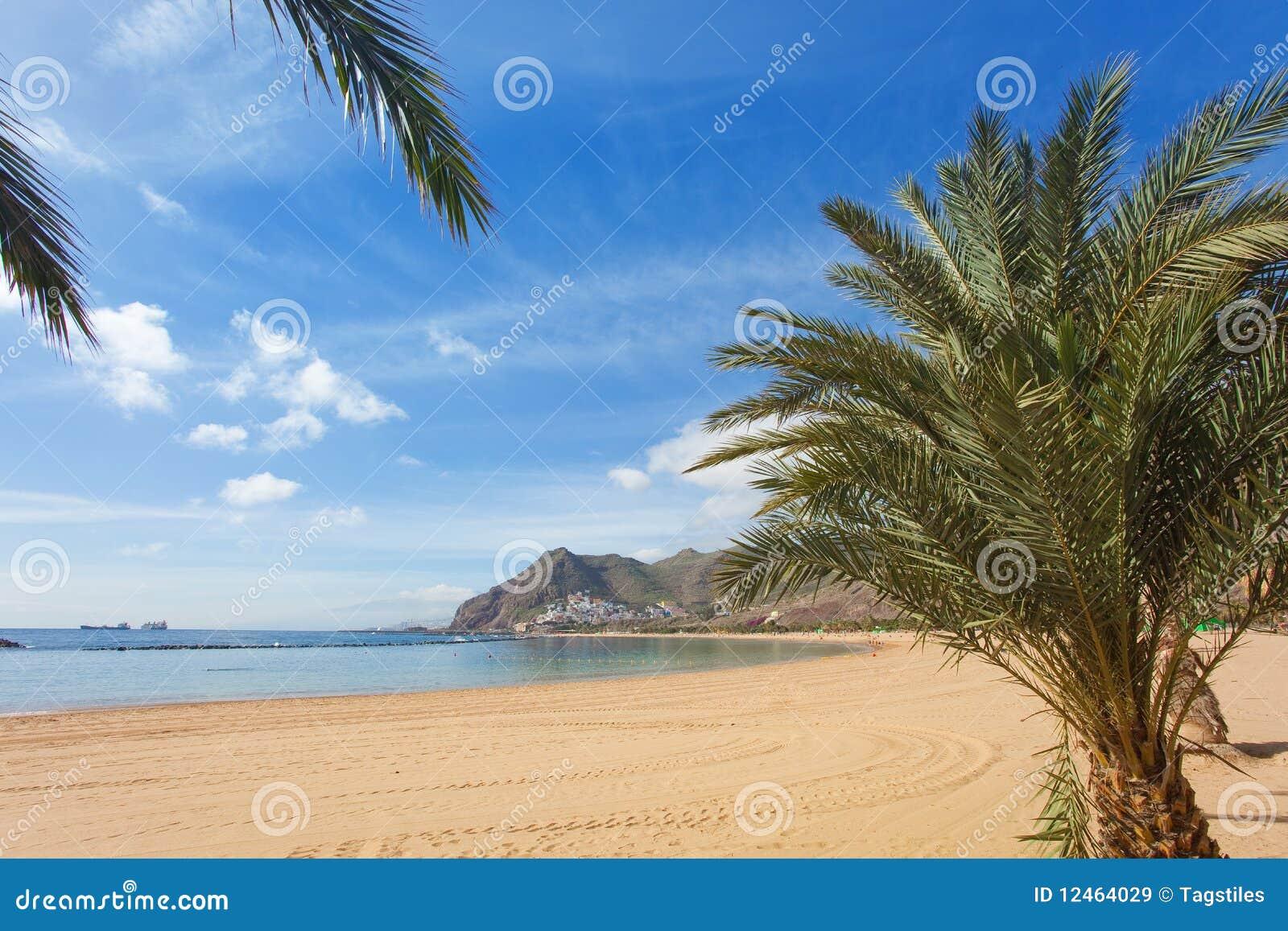 Download San Andrés - Tenerife stockbild. Bild von verlassen, himmel - 12464029