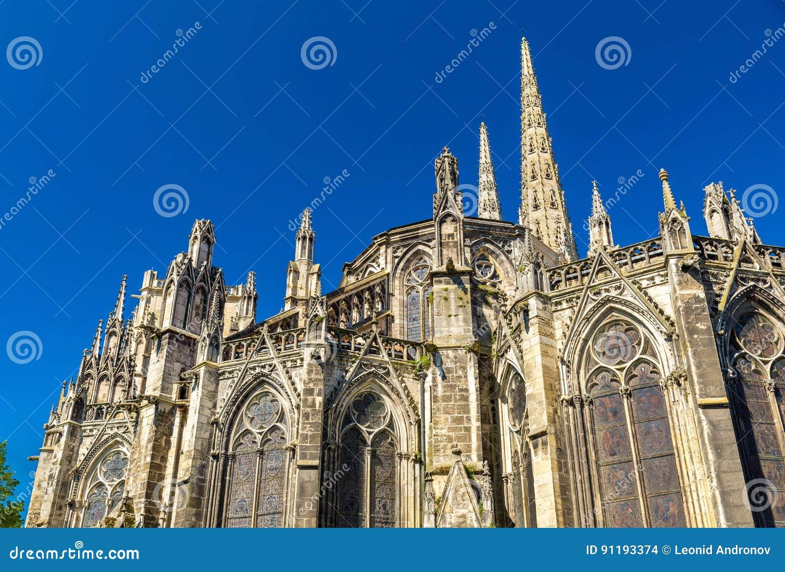 San Andre Cathedral del Bordeaux, Francia