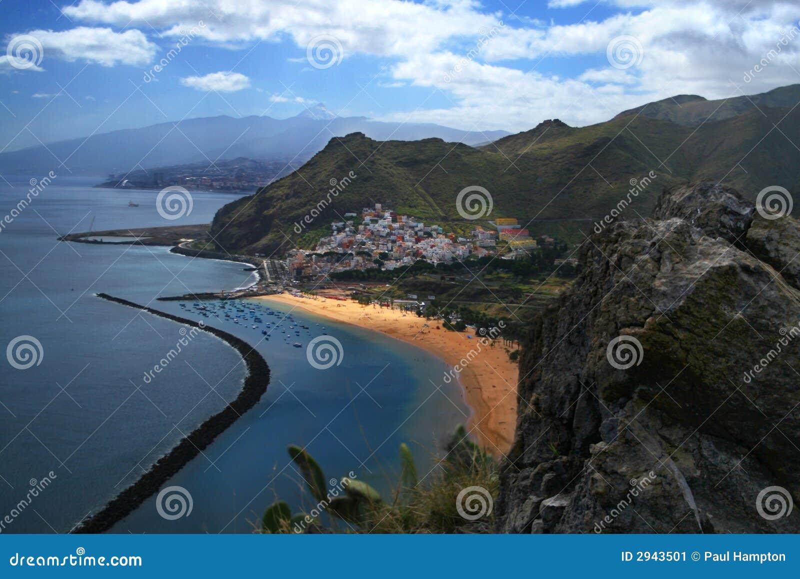 San- Andresschacht Tenerife
