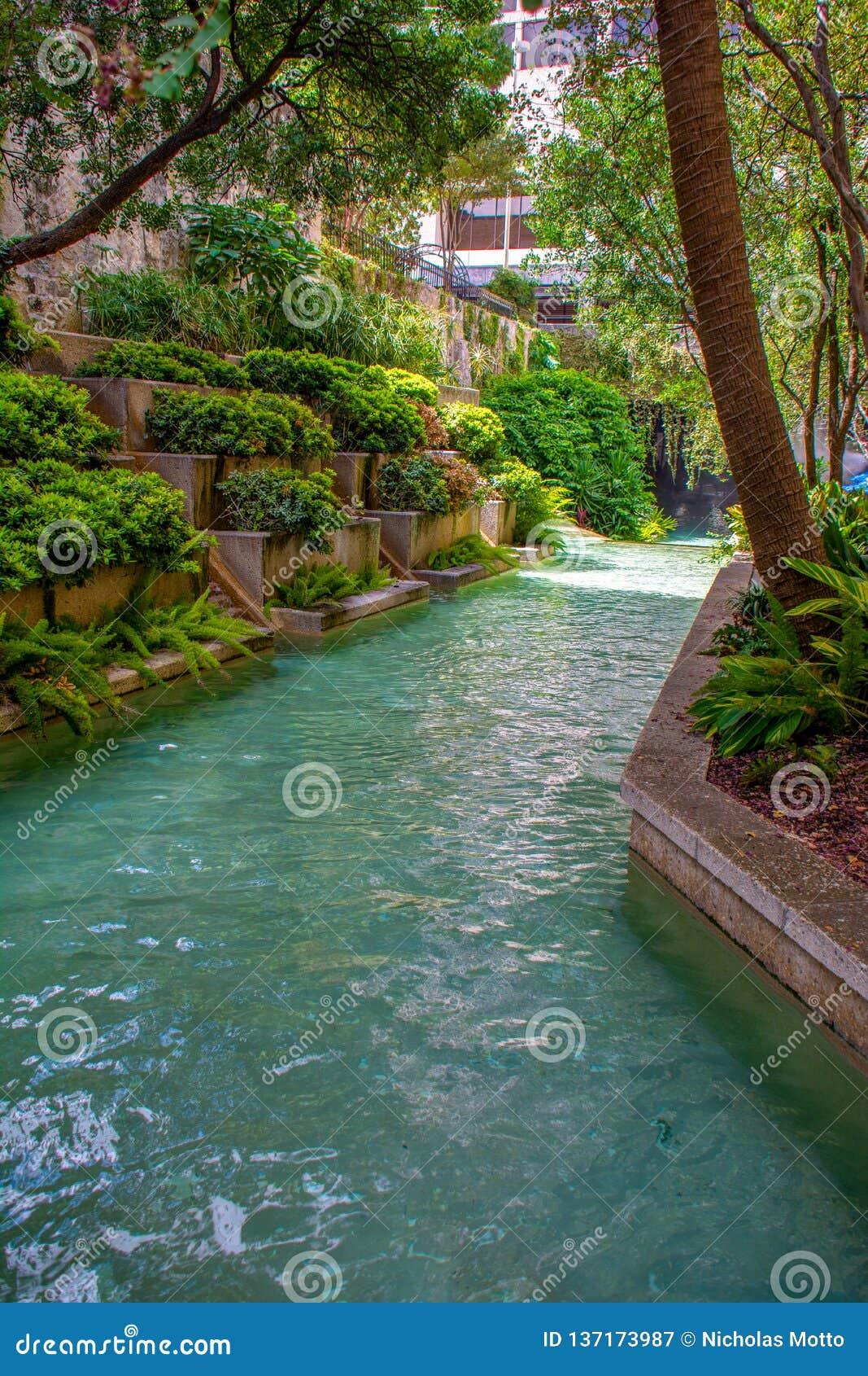 San Antonio River Canal