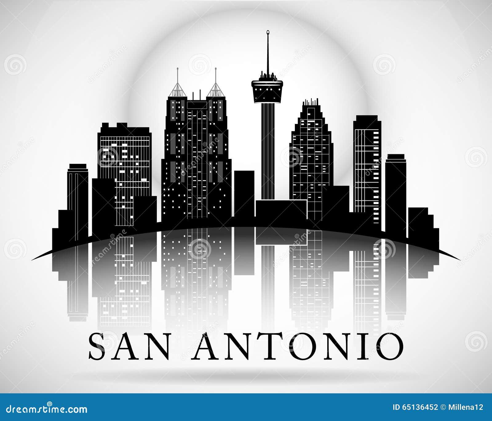 San Antonio City Skyline Faux 28 Images Downtown San