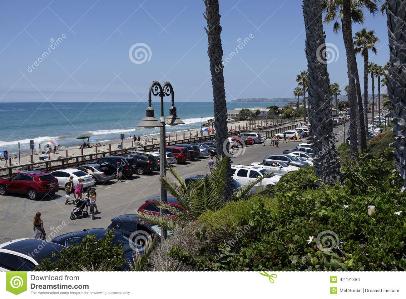 San Diego California Surfer Beach Hotel