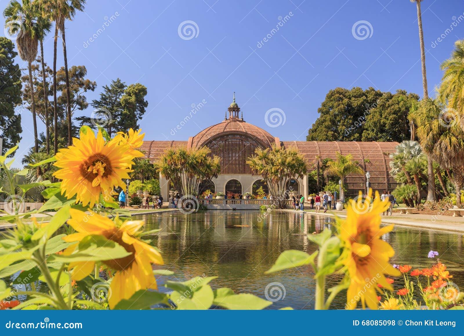 San Diego Balboa Park Botanical Building à San Diego