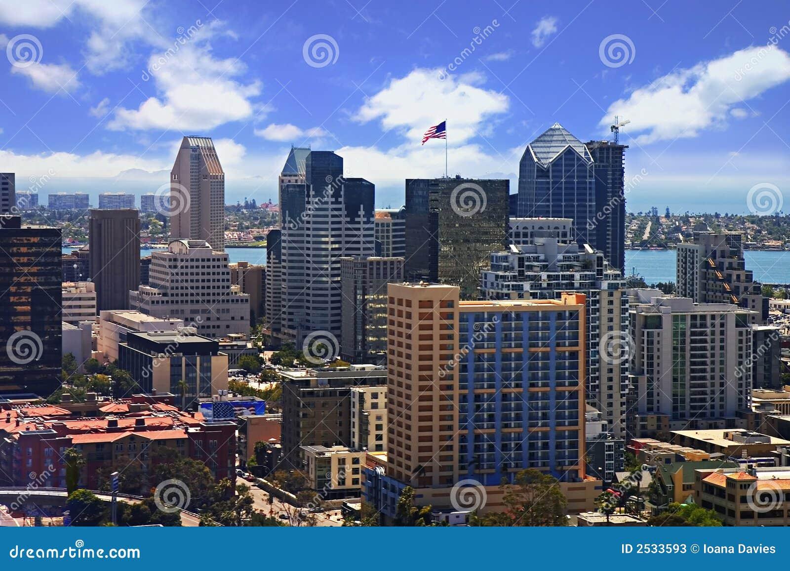 San Diego céntrica