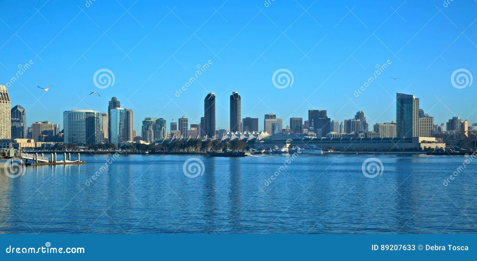 san diego california coastline stock image image 89207633. Black Bedroom Furniture Sets. Home Design Ideas
