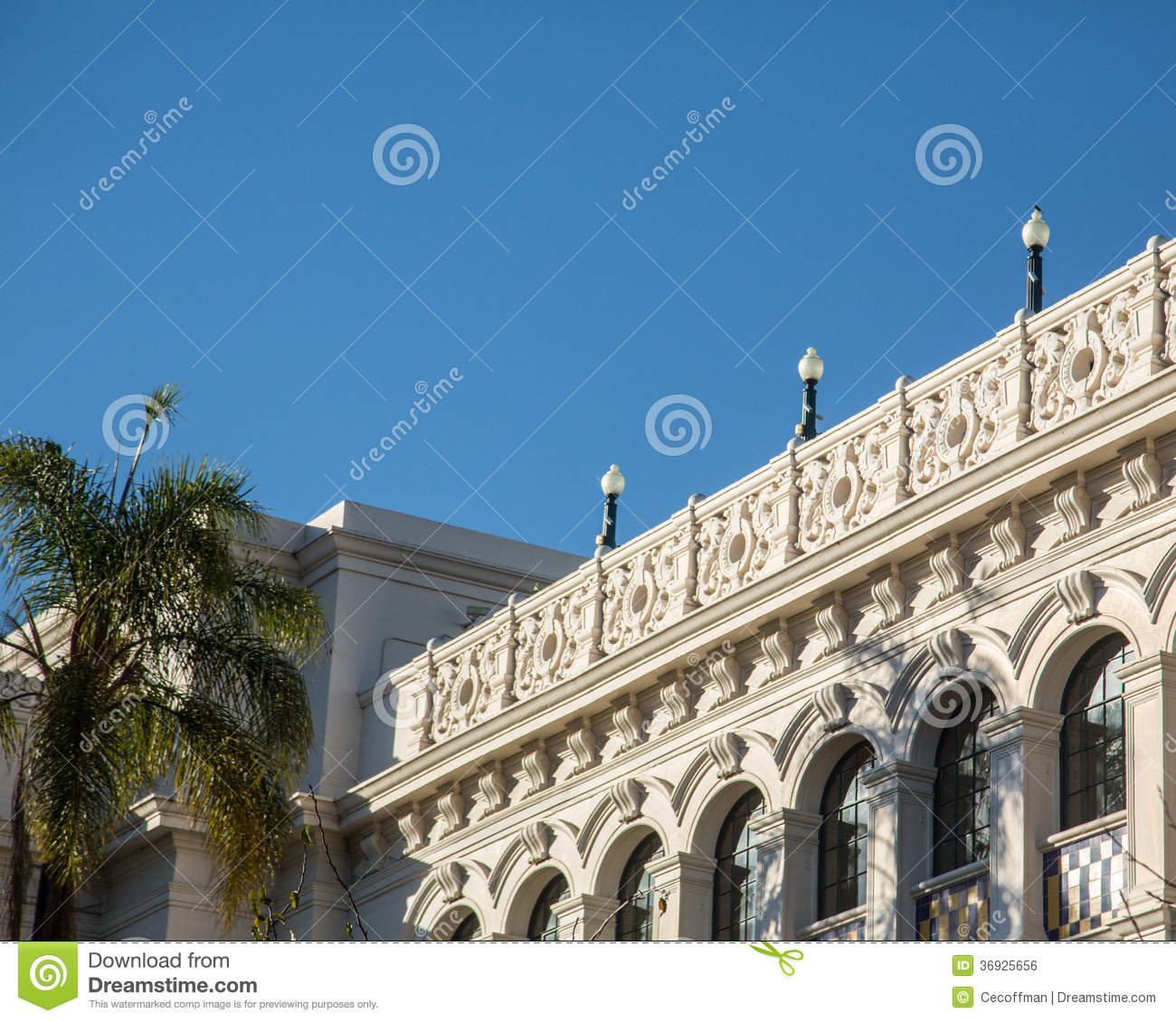The San Diego Natural History Museum Stock Photo Image Of