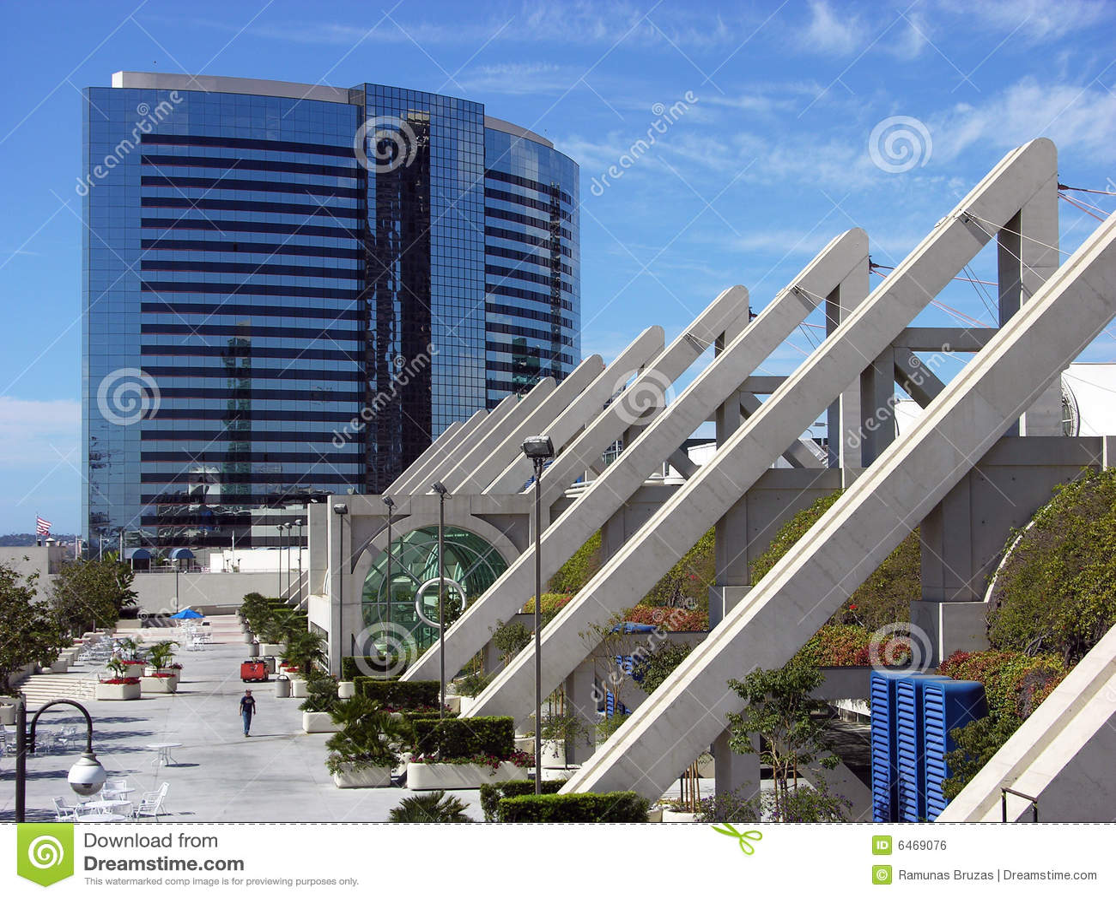 San Diego nowoczesna architektura