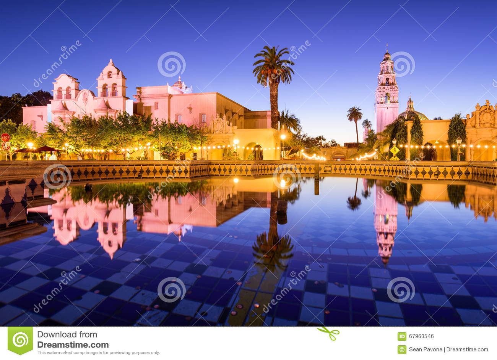 San Diego-Park