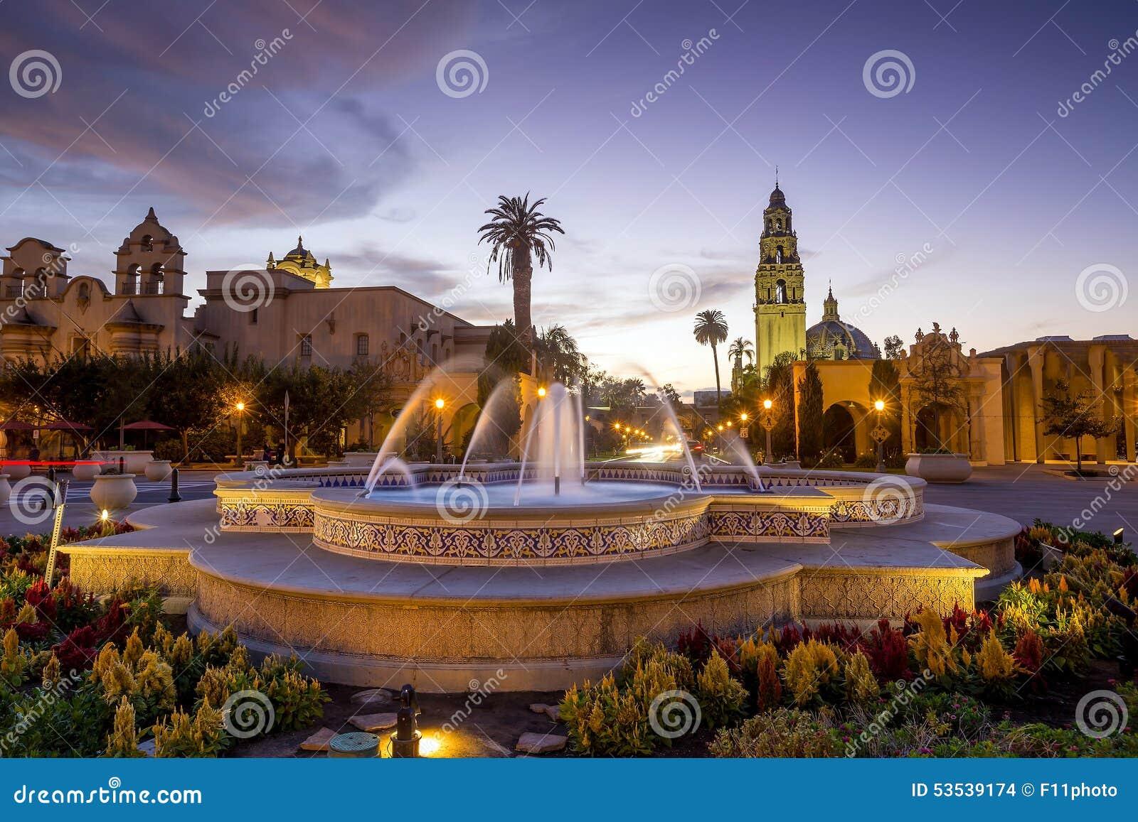 San Diego s Balboa Park in San Diego California